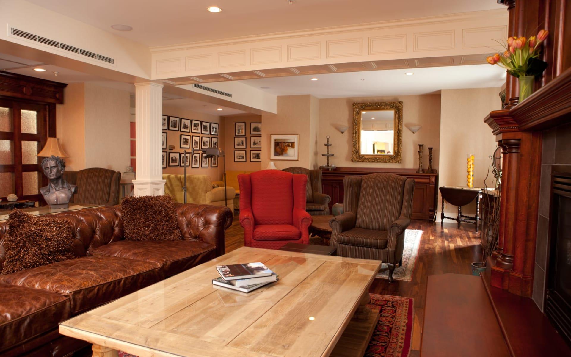 The Great George in Charlottetown: facilities_The Great George_Lobby