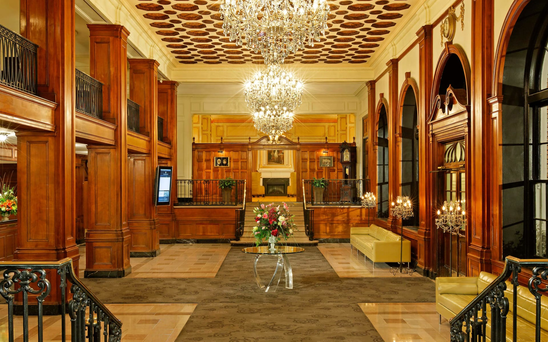 The Lord Nelson Hotel & Suites in Halifax:  The Lord Nelson Hotel & Suites_Lobby
