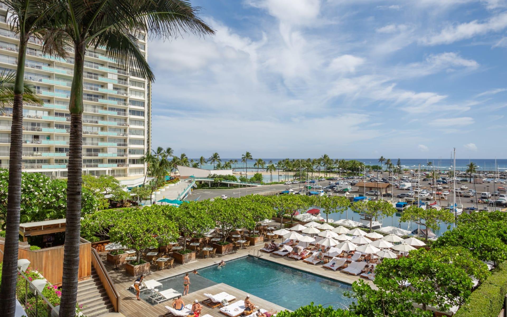 The Modern Honolulu in Honolulu - Oahu: The Modern Honolulu_Pool
