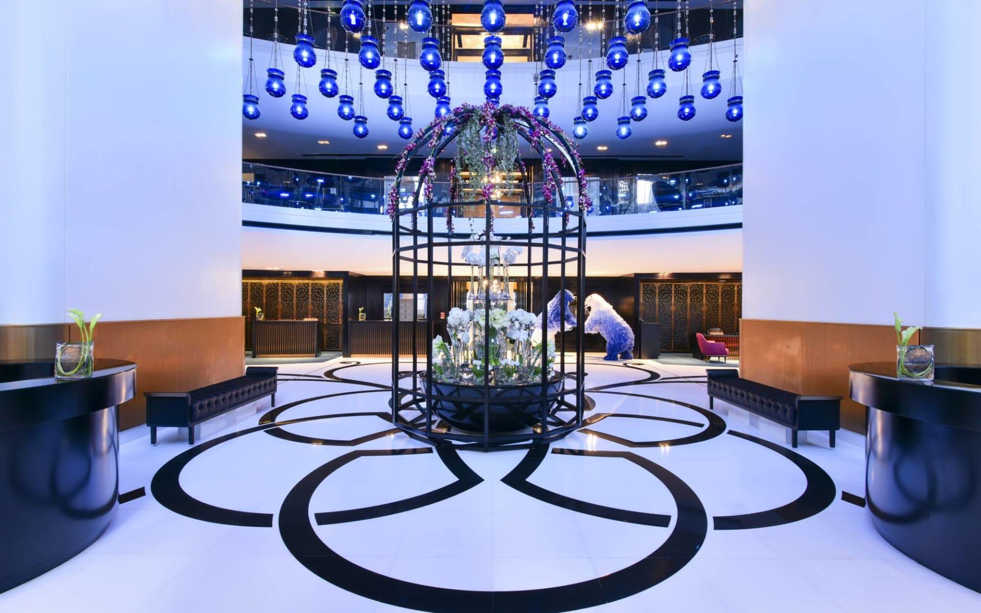 W Hotel Doha: fascilities: W Doha Living Room