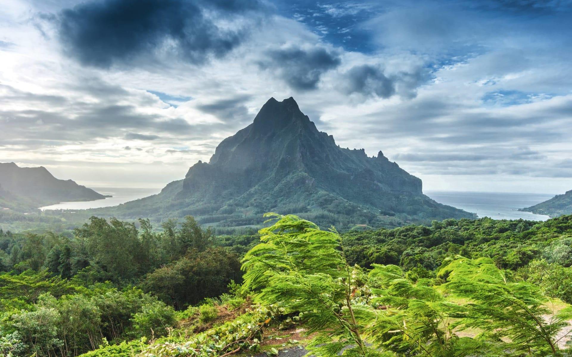 Traumhafte Südsee-Inseln ab Papeete: Tahiti
