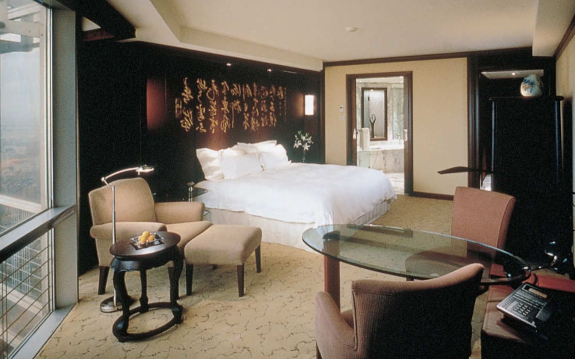 Hotel Grand Hyatt in Shanghai: Grand Hyatt SHA room