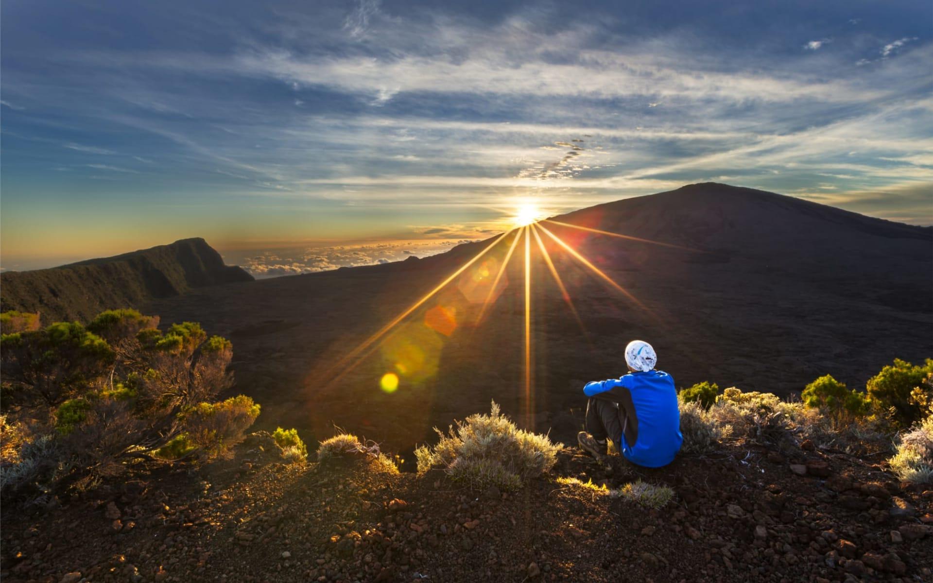 La Réunion à la carte «Luxury» ab Saint-Denis: Hike Piton de la Fournaise
