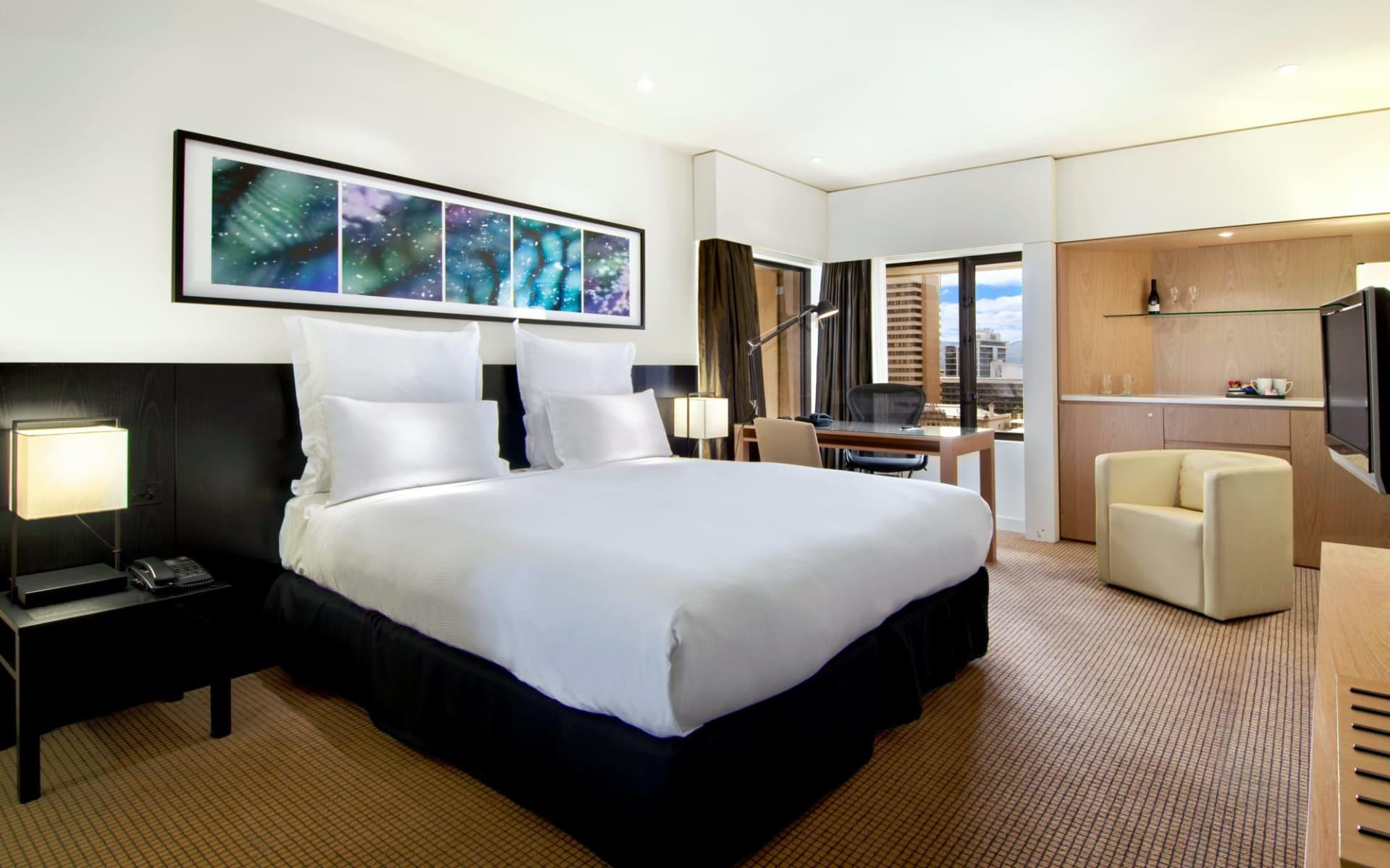 Hilton Adelaide: Hilton Adelaide Deluxe King