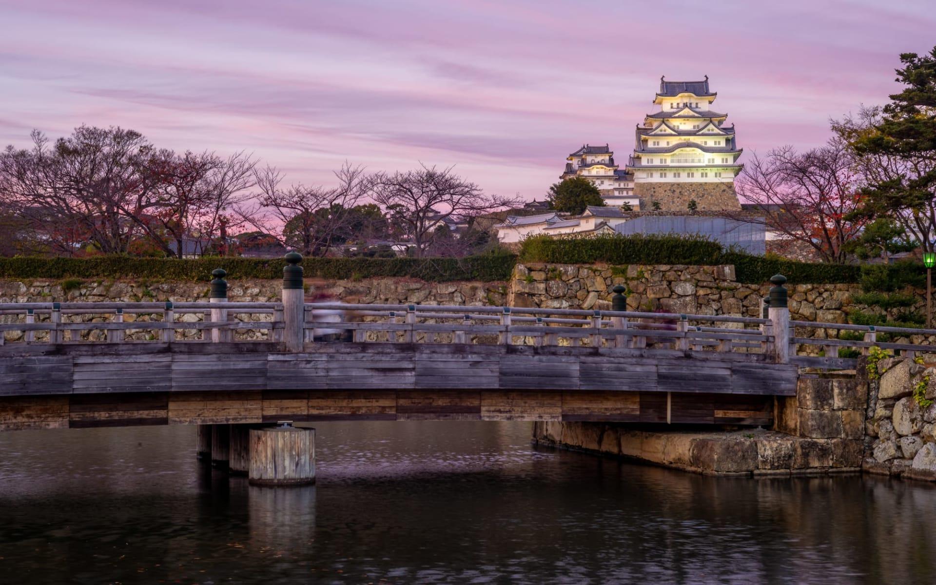 Japan auf neuen Wegen mit Verlängerung ab Osaka: Himeji Castle