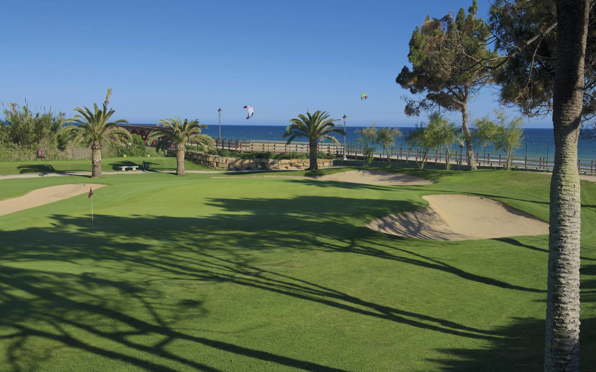 Rio Real in Marbella: Hole1_RioReal