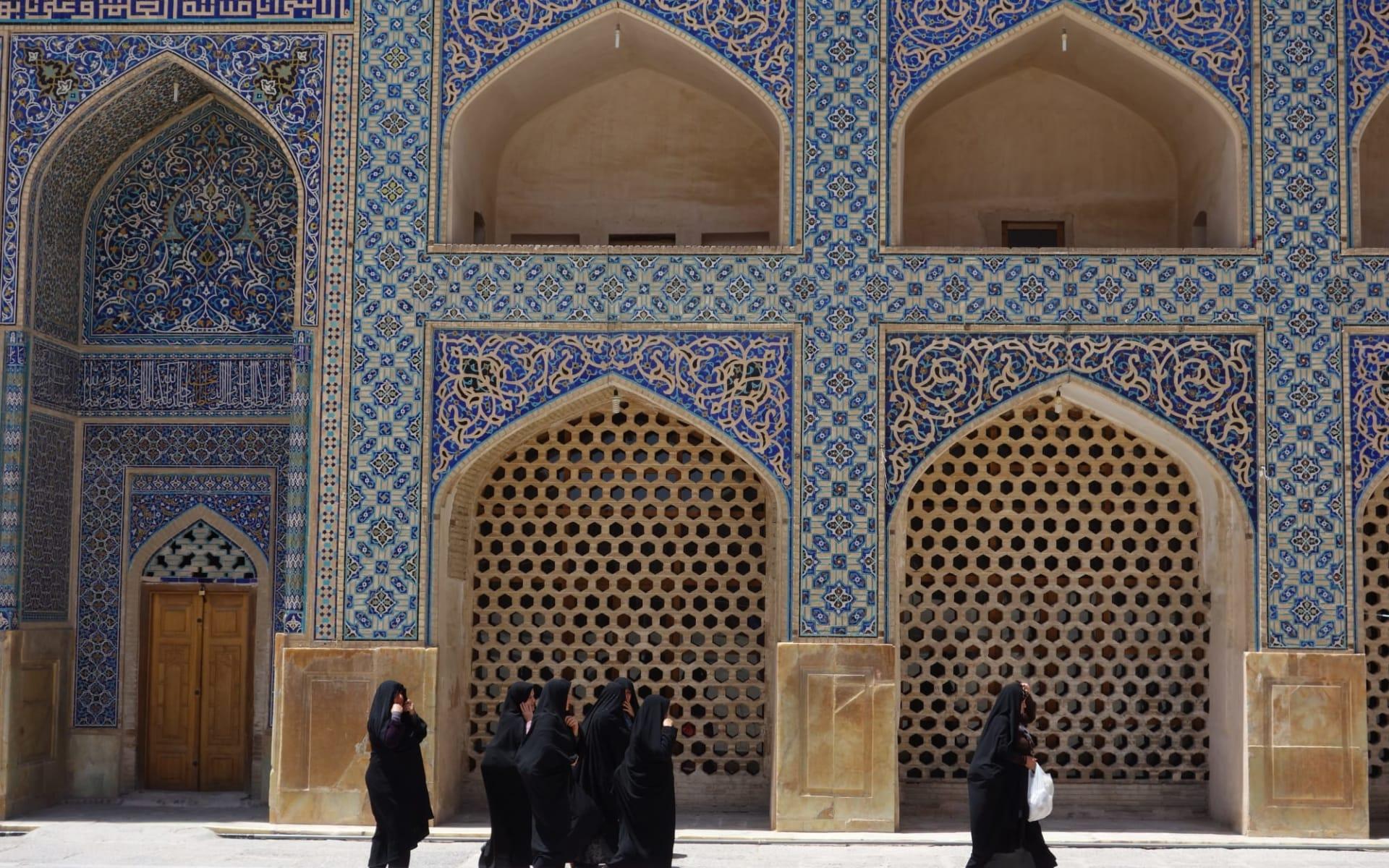 Ein Märchen aus 1001 Nacht ab Teheran: Isfahan