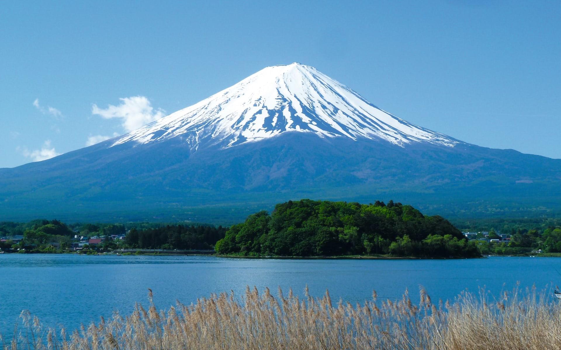 Leserreise Luzerner Zeitung / Reise ins Land der aufgehenden Sonne ab Tokio: Japan Berg und See