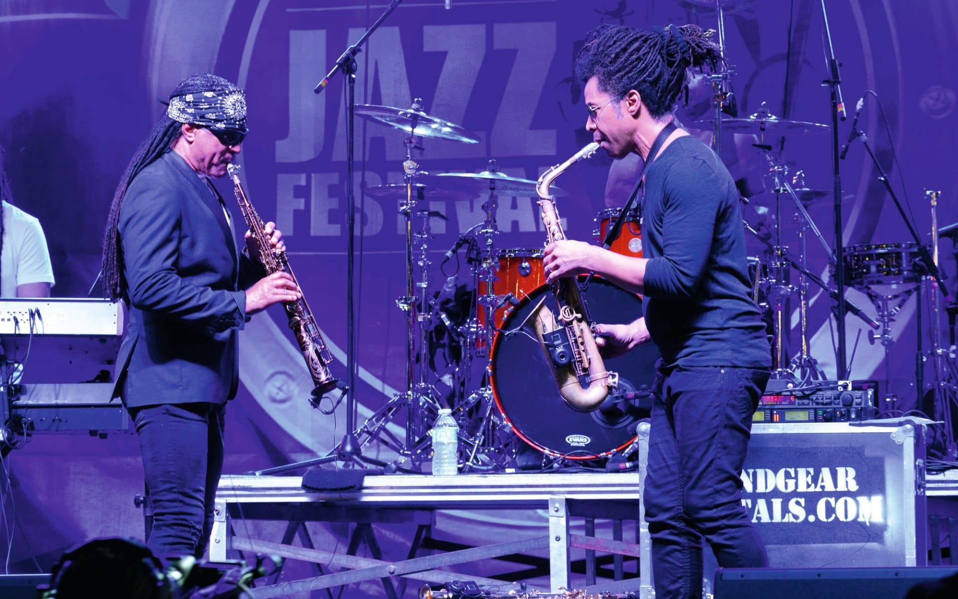 Südstaaten-Romantik ab Atlanta: Jazz Musiker Birmingham