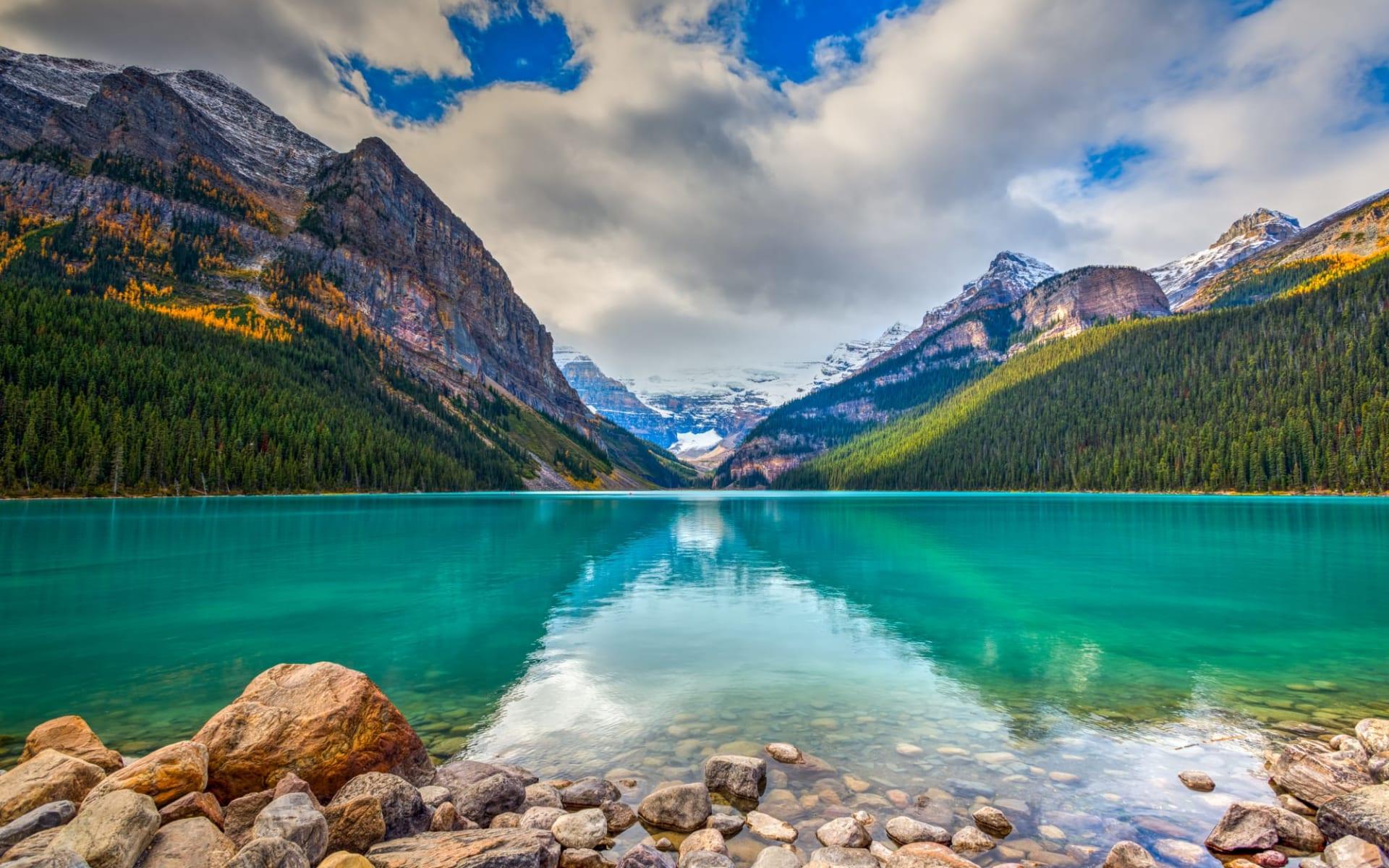 Paradise Lodge & Bungalows in Lake Louise: kanada_lake_louise_banff