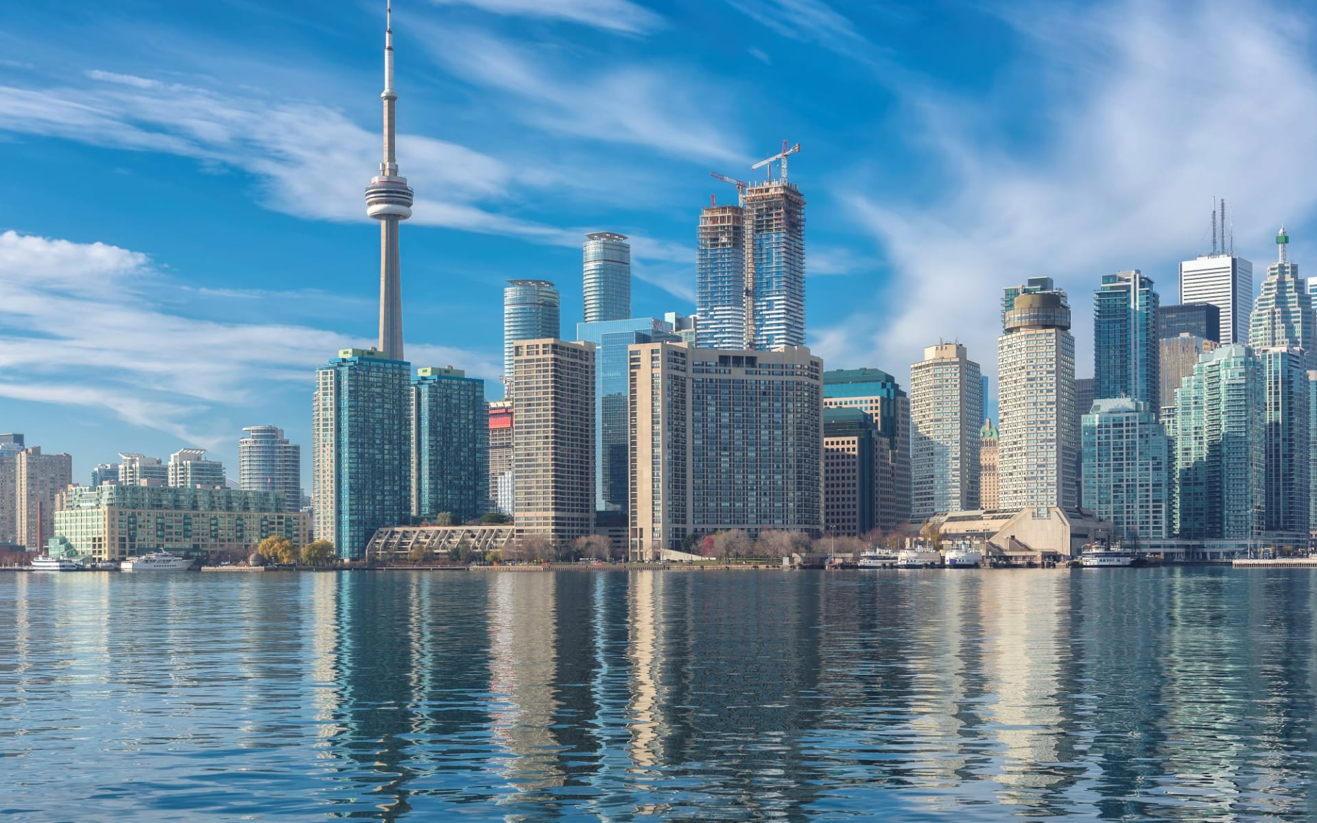 East Coast Insider ab New York City: Toronto mit CN Tower