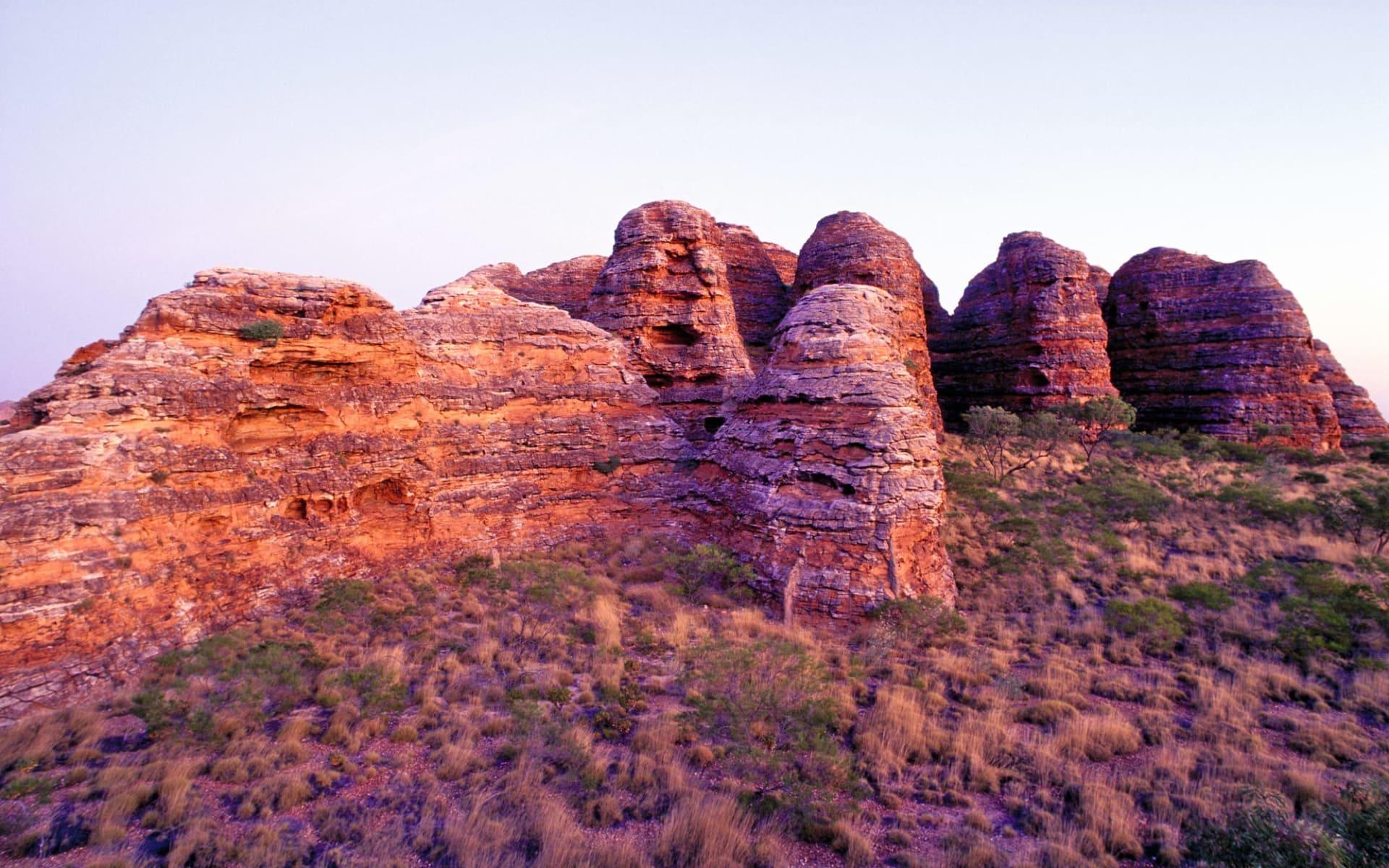 Kata Tjuta, Uluru & Kings Canyon (AAT Kings) ab Alice Springs: Kata Tjuta - Felsdome