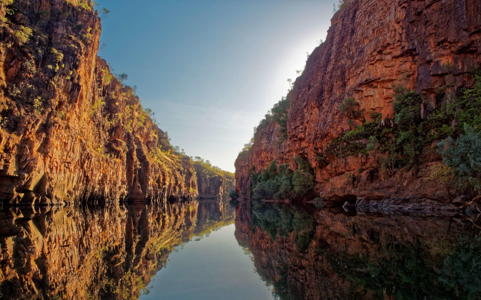 Kakadu, Katherine & Litchfield Adventure ab Darwin: Katherine Gorge im Nitmiluk National Park