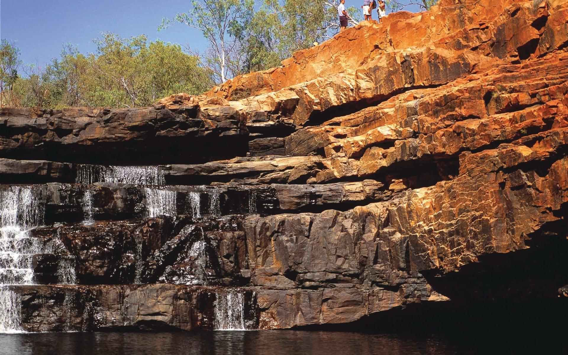 Kimberley Trail von Broome bis Darwin: Bell Gorge