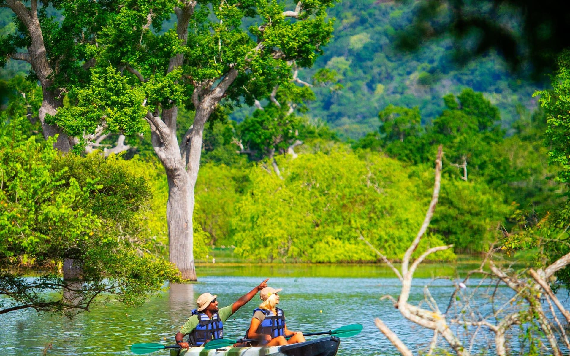 Yala Nationalpark Safari - Kulu Safaris - 3 Tage ab Colombo: Kulu Safaris Yala