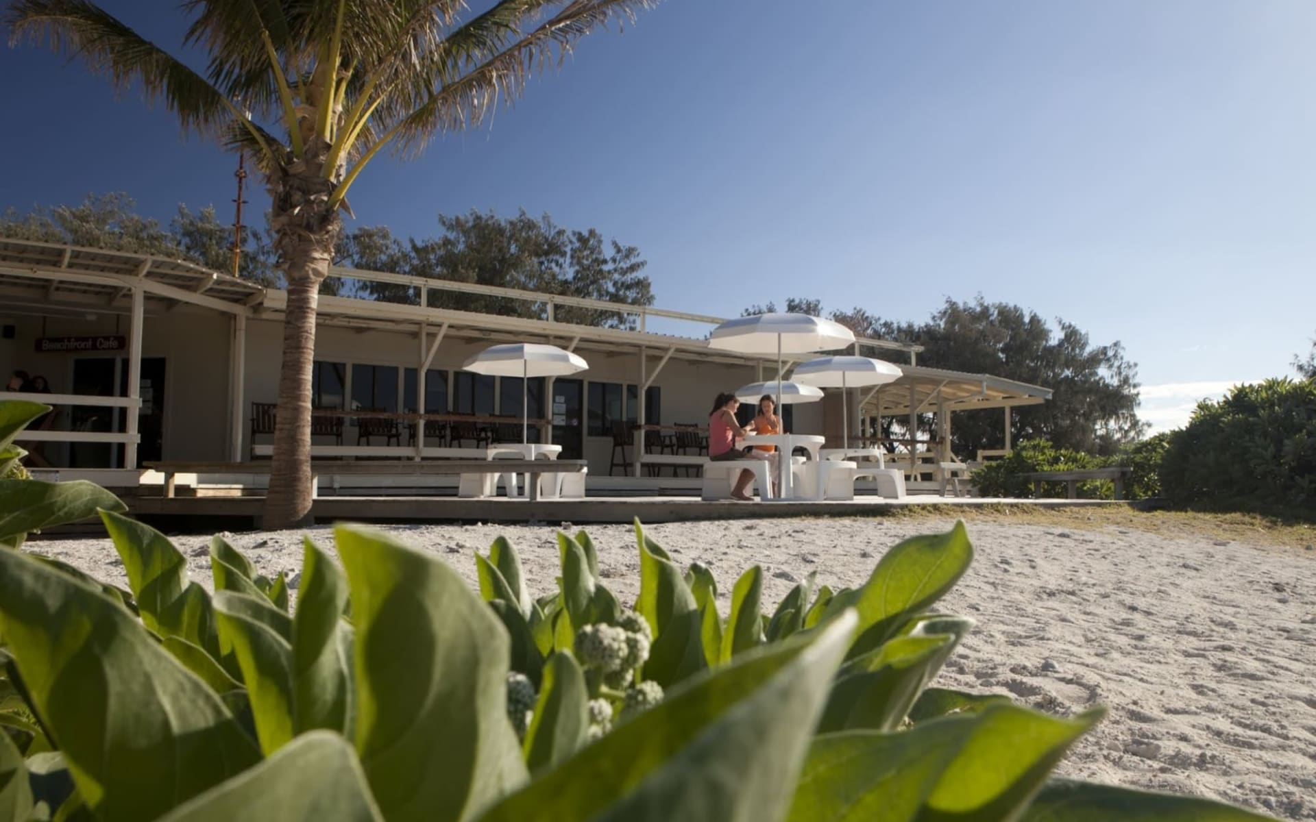 Lady Elliot Island Eco Resort: Lady-elliot_Beachfront Dining Area