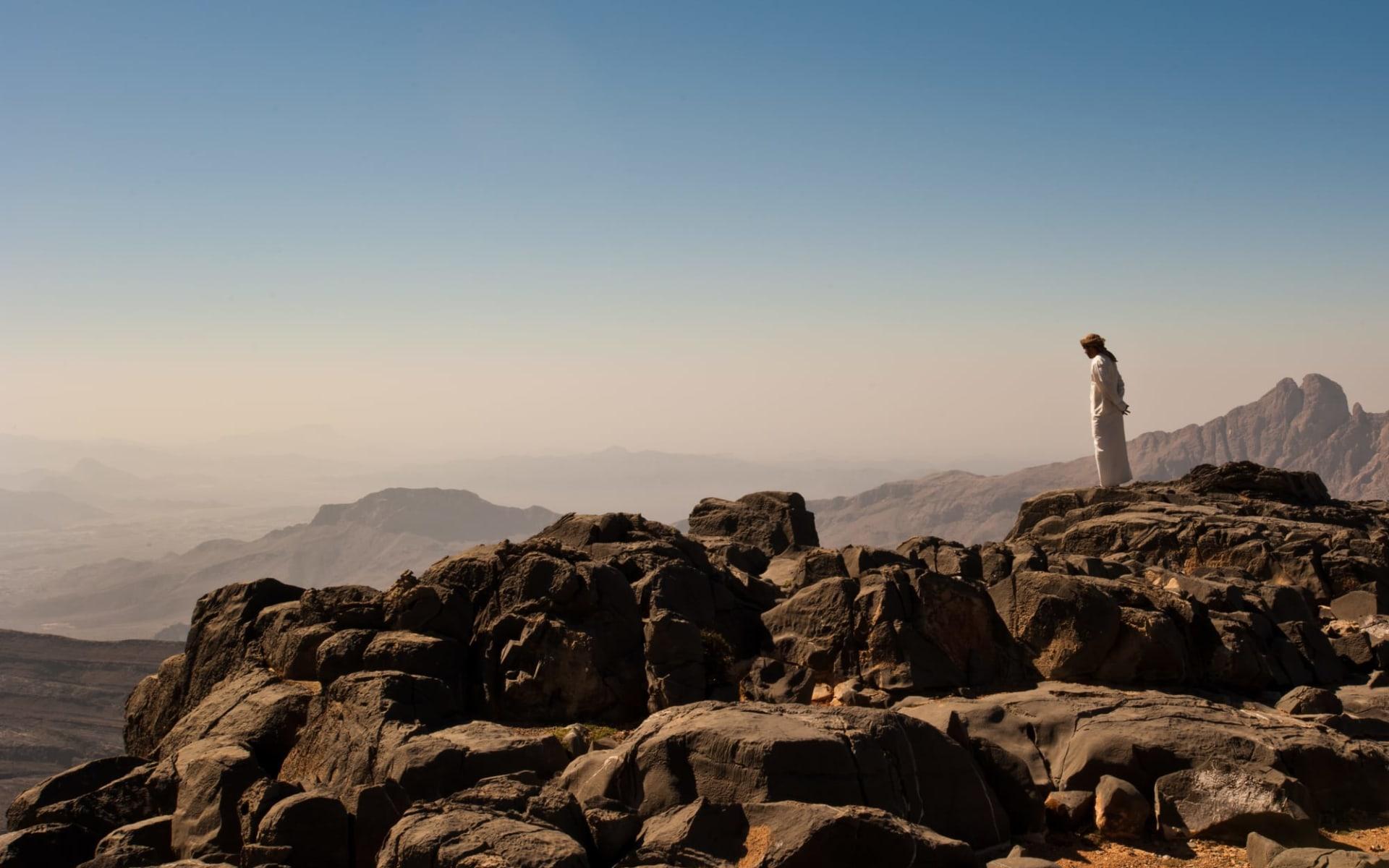 Exquisites Sultanat ab Muscat: Landscape scenery