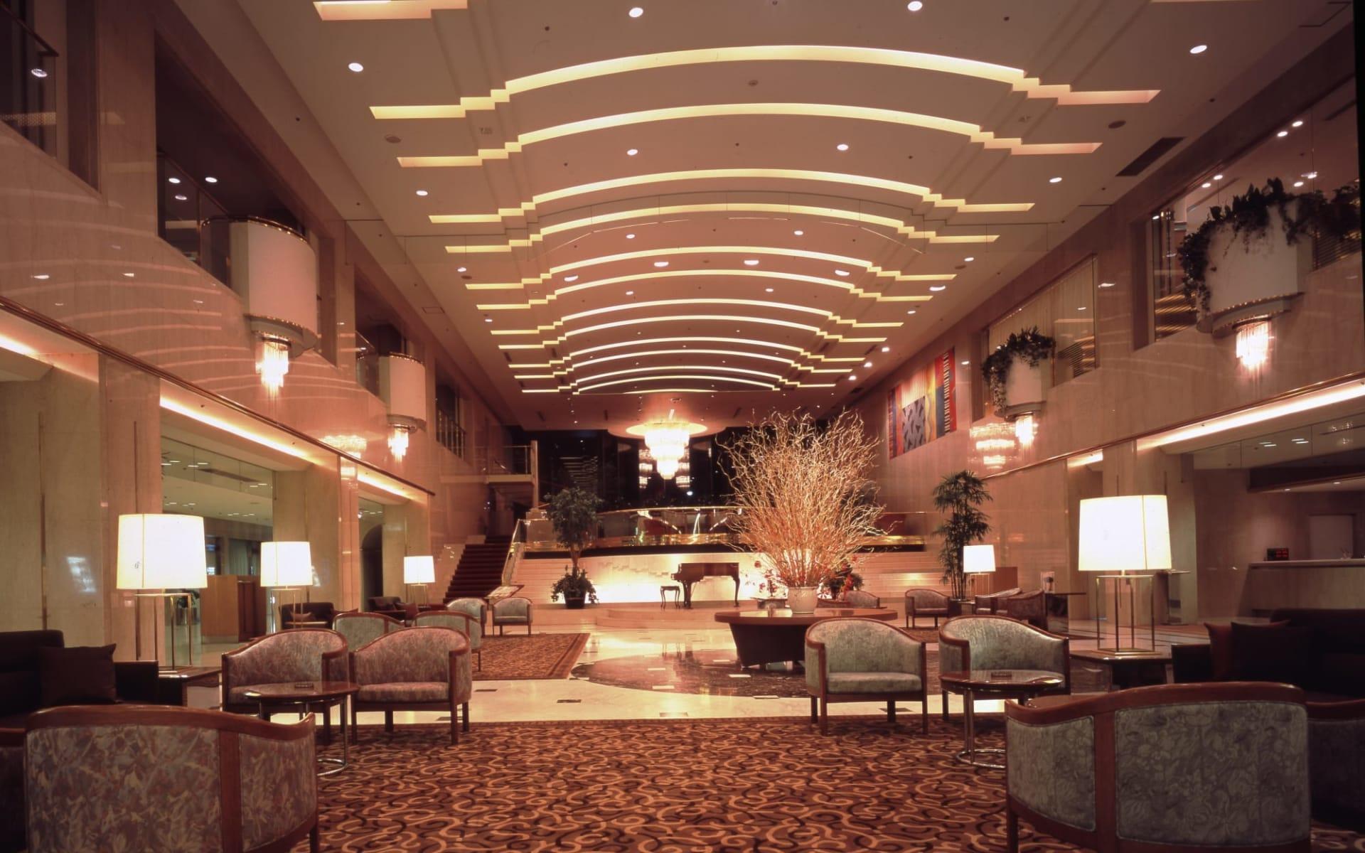 Granvia Hiroshima: Lobby