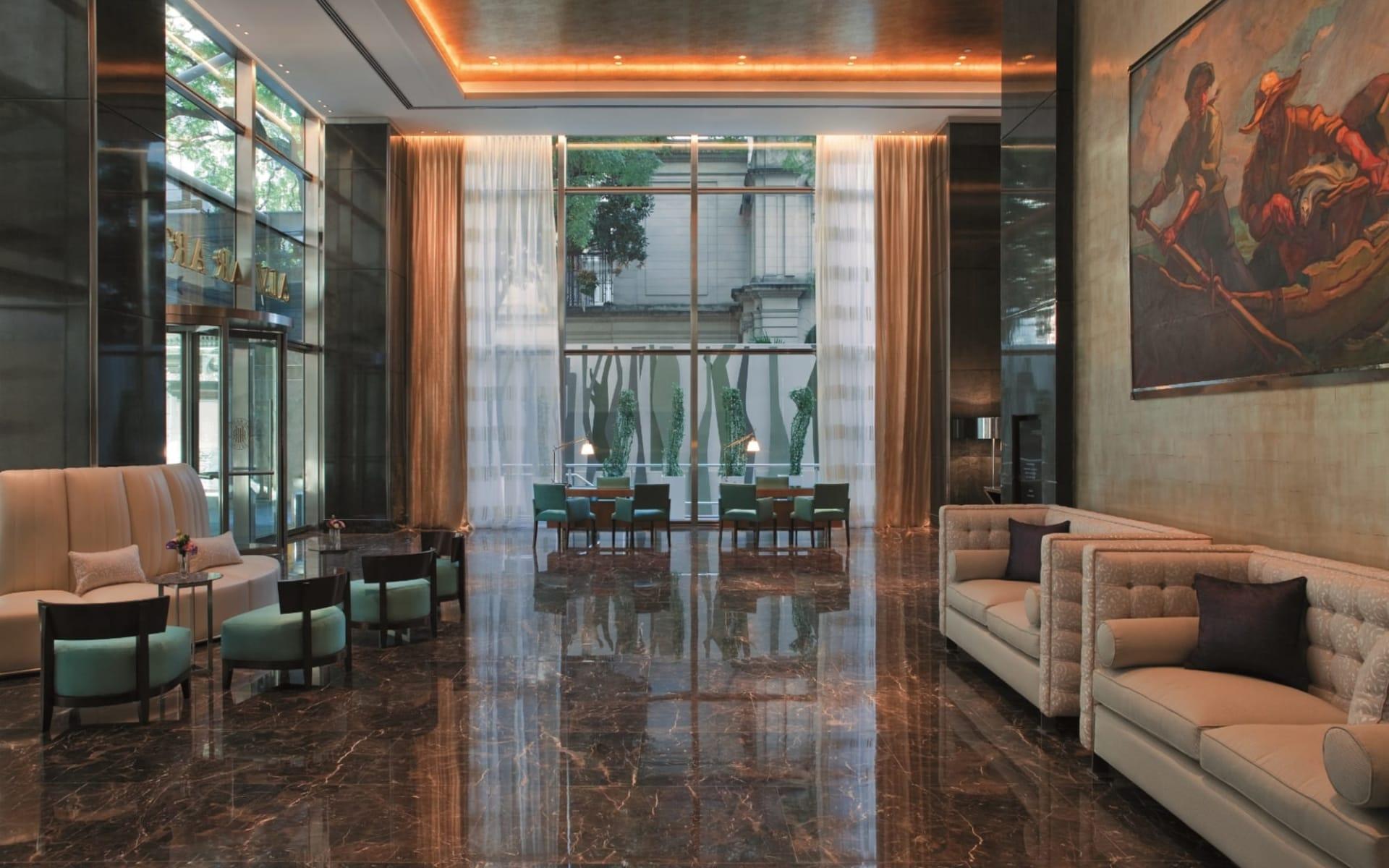 Alvear Art in Buenos Aires: Lobby: Alvear Art-Lobby jardin