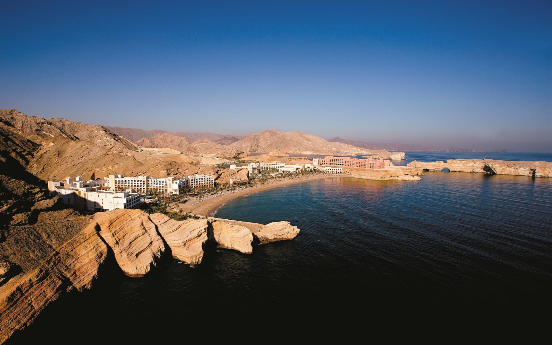 Al Waha (Shangri-La's Barr al Jissah Resort & Spa) in Muscat: