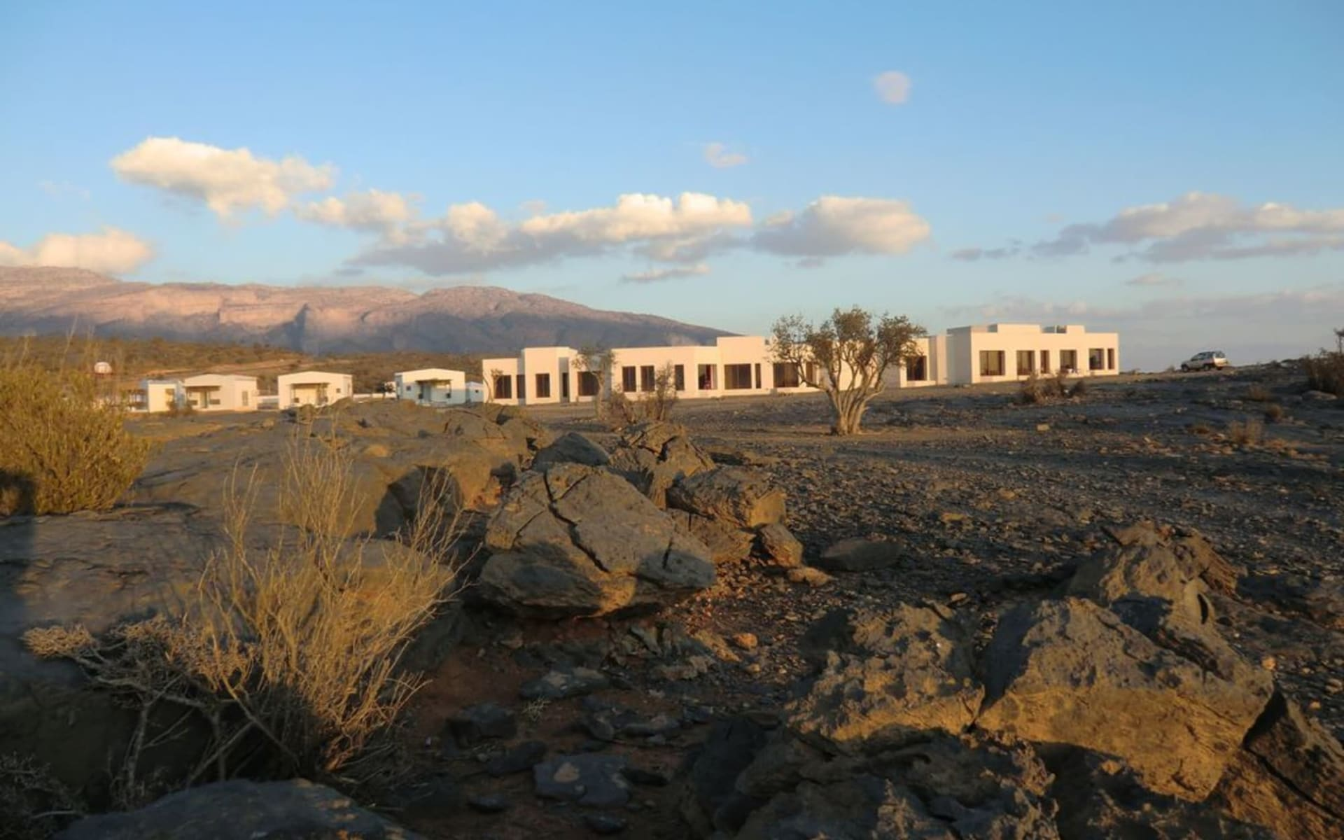 Jebel Shams Resort:
