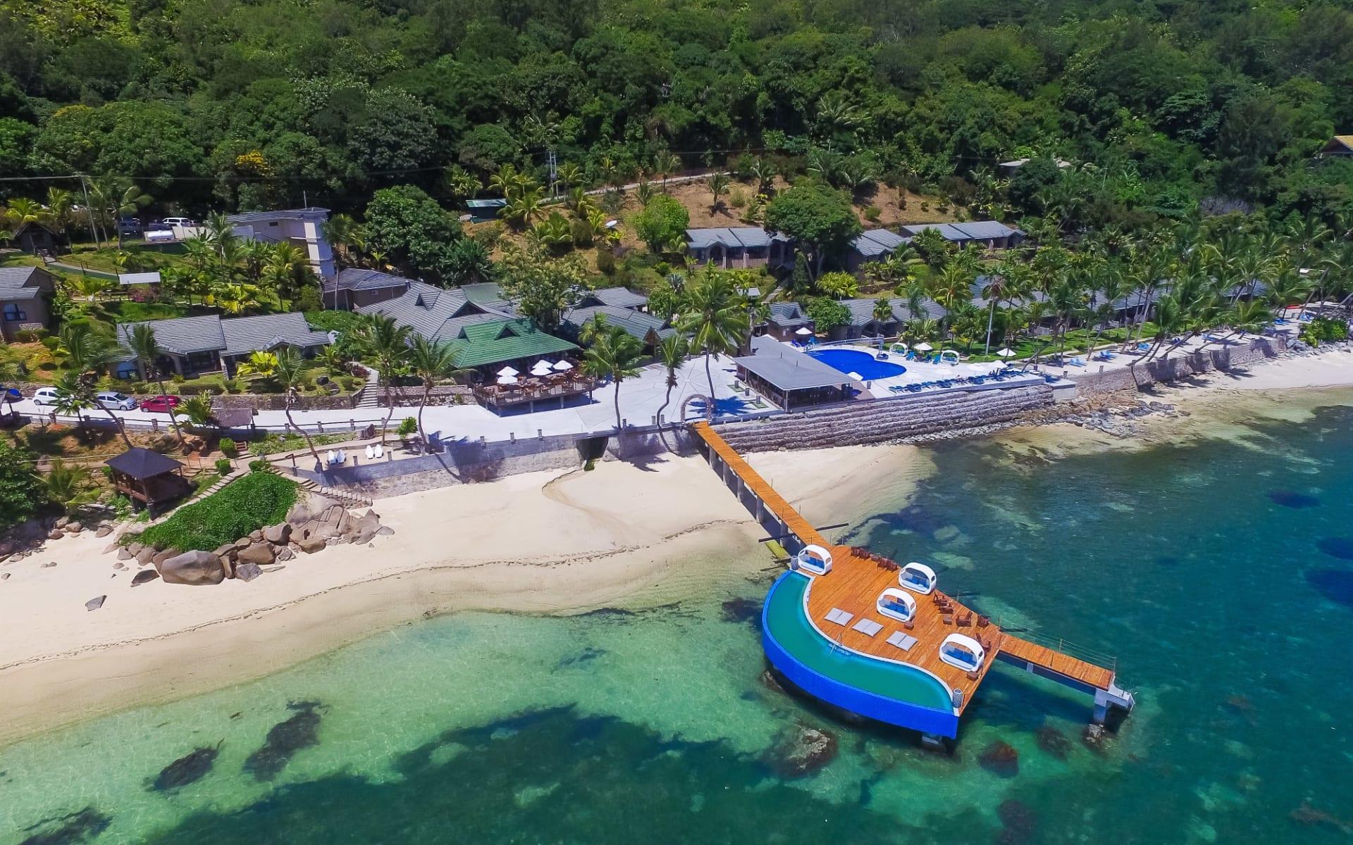Coco de Mer & Black Parrot Suites in Praslin:
