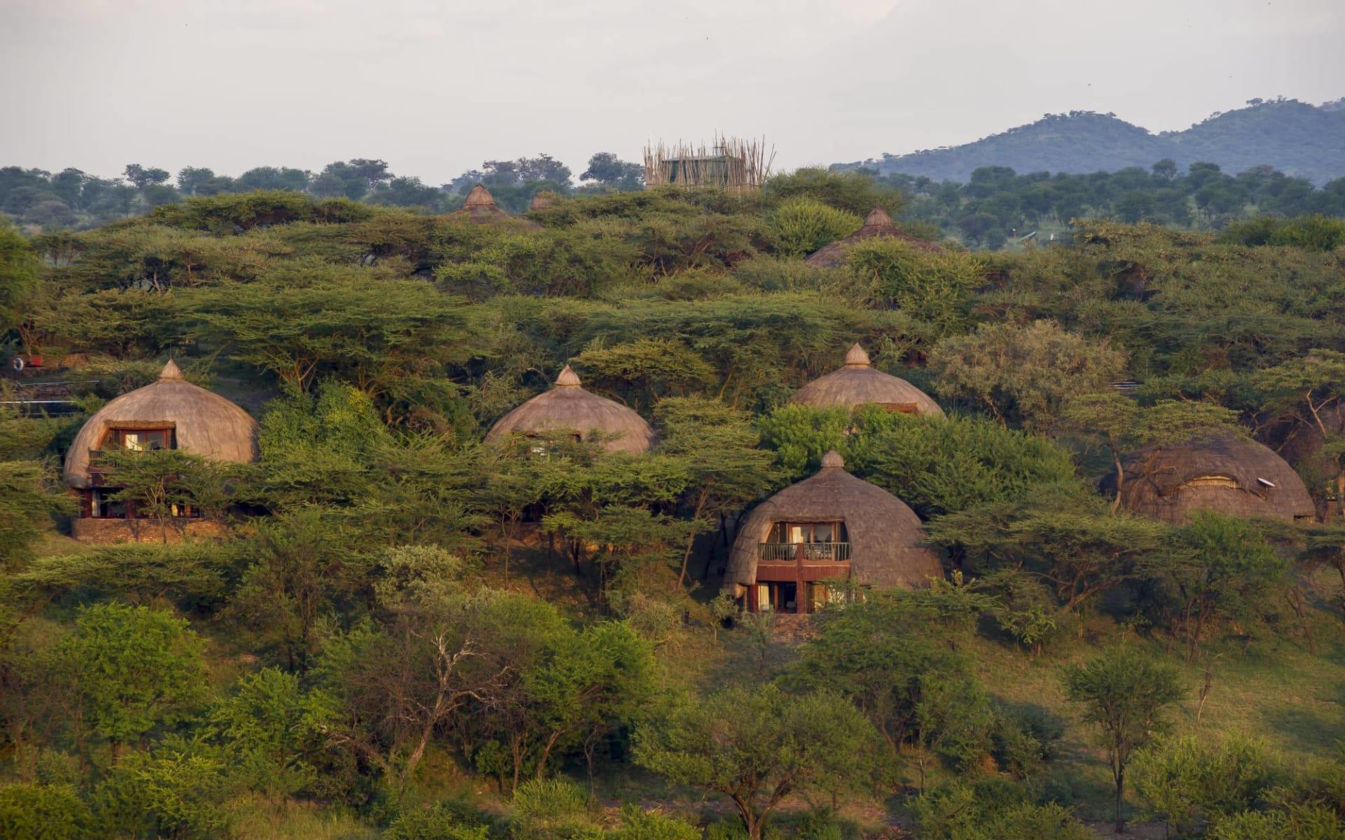 Serengeti Serena Safari Lodge: