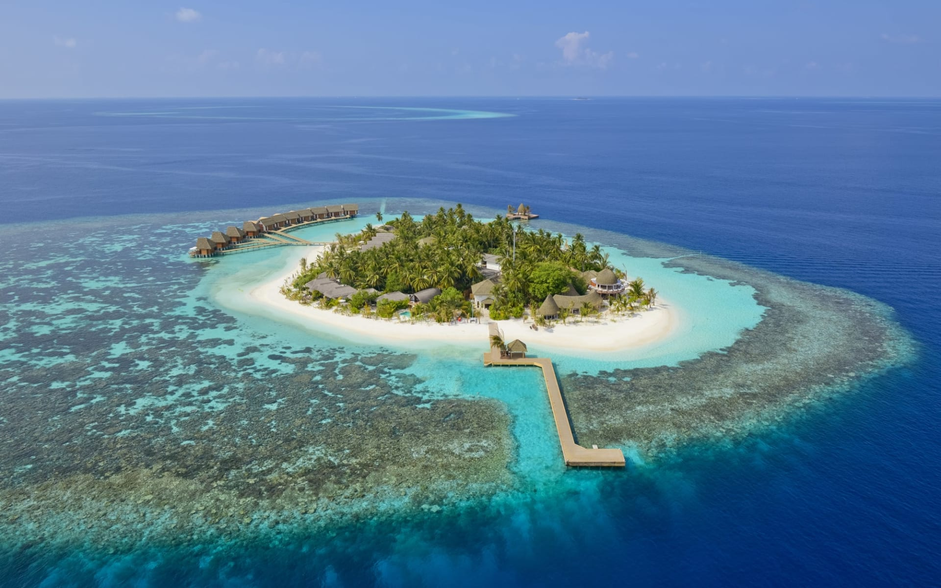 Kandolhu Maldives in Ari-Atoll: