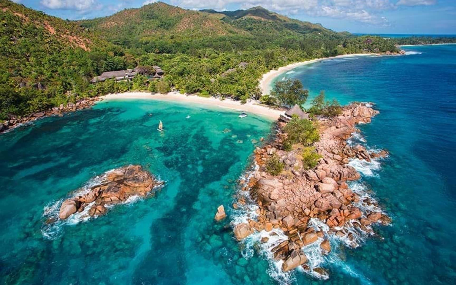 Constance Lemuria Seychelles in Praslin: