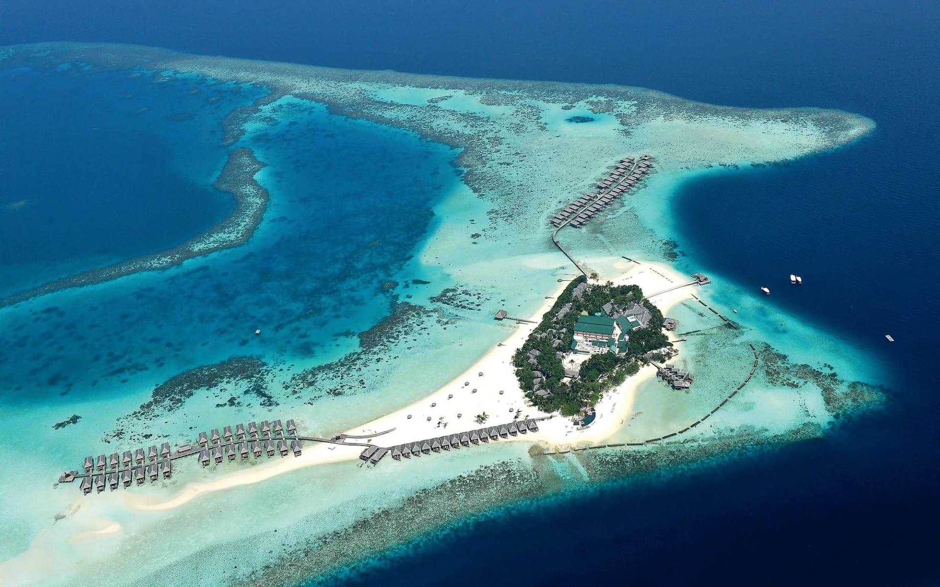 Constance Moofushi Maldives in Ari-Atoll: