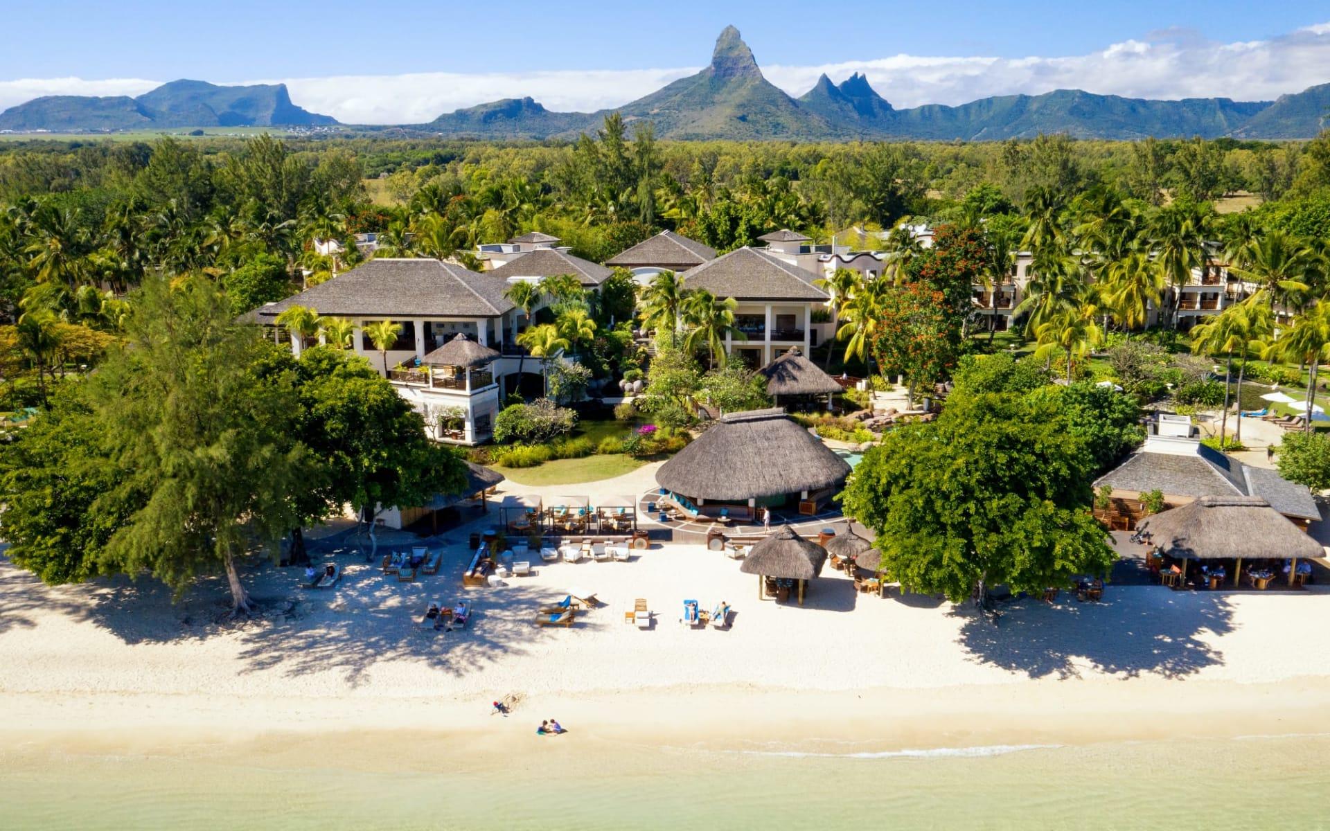 Hilton Mauritius Resort & Spa in Wolmar, Flic en Flac: