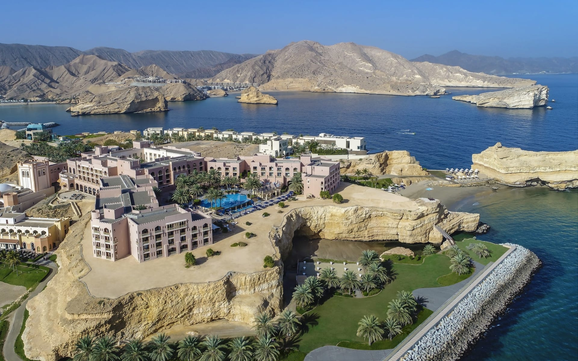Shangri-La Al Husn Resort & Spa in Muscat: