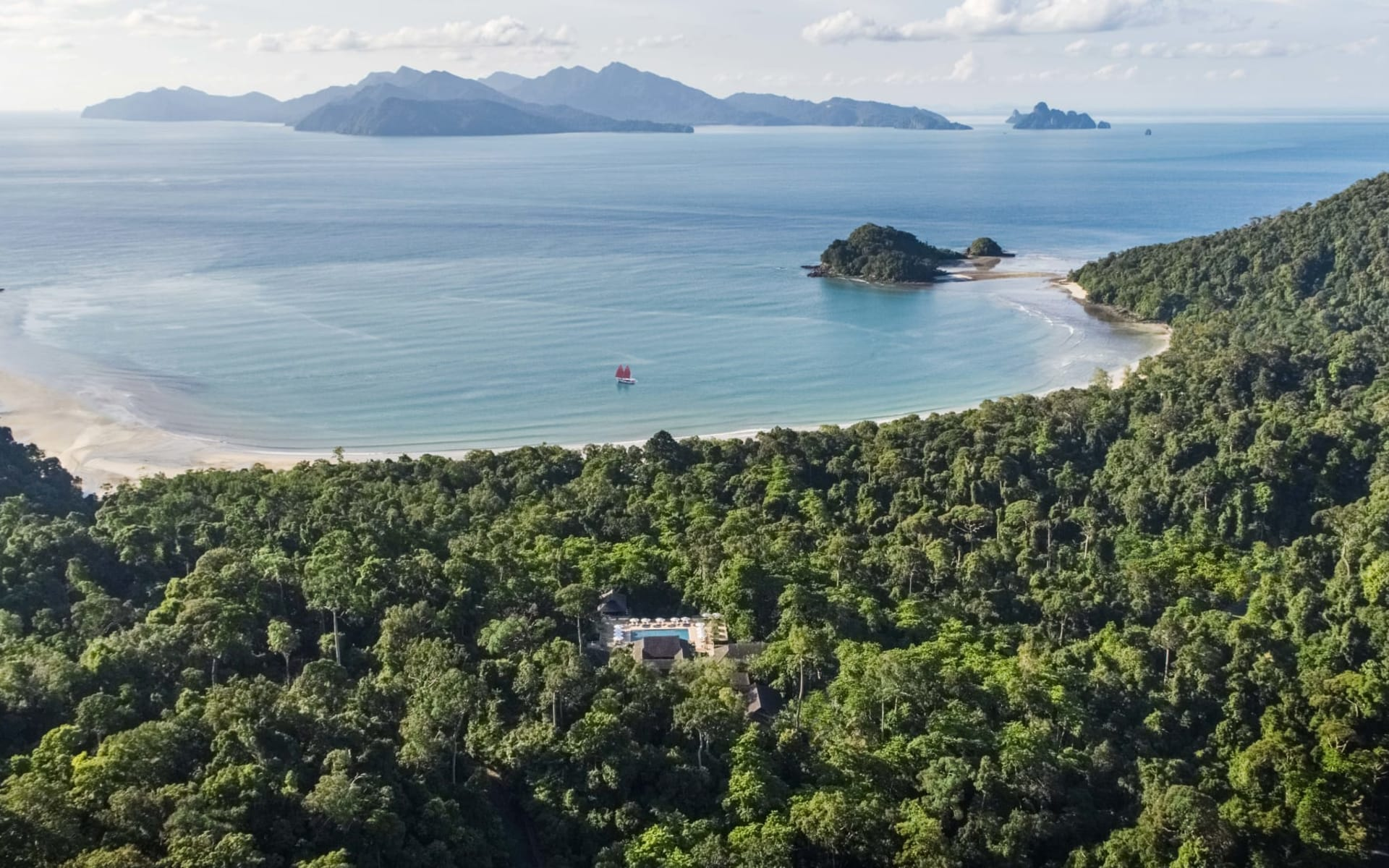 The Datai Langkawi: Resort Overview 1
