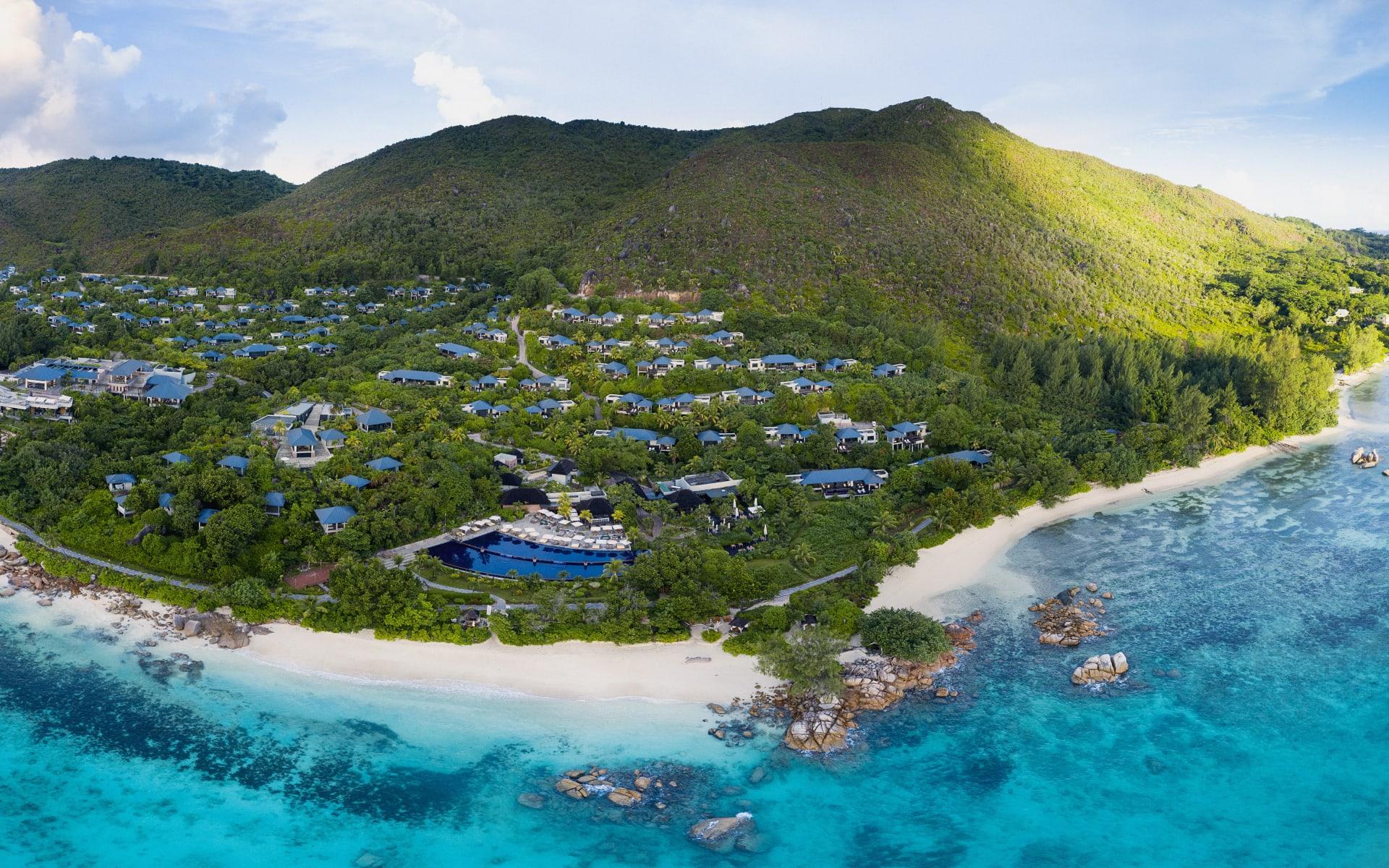 Raffles Seychelles in Praslin: