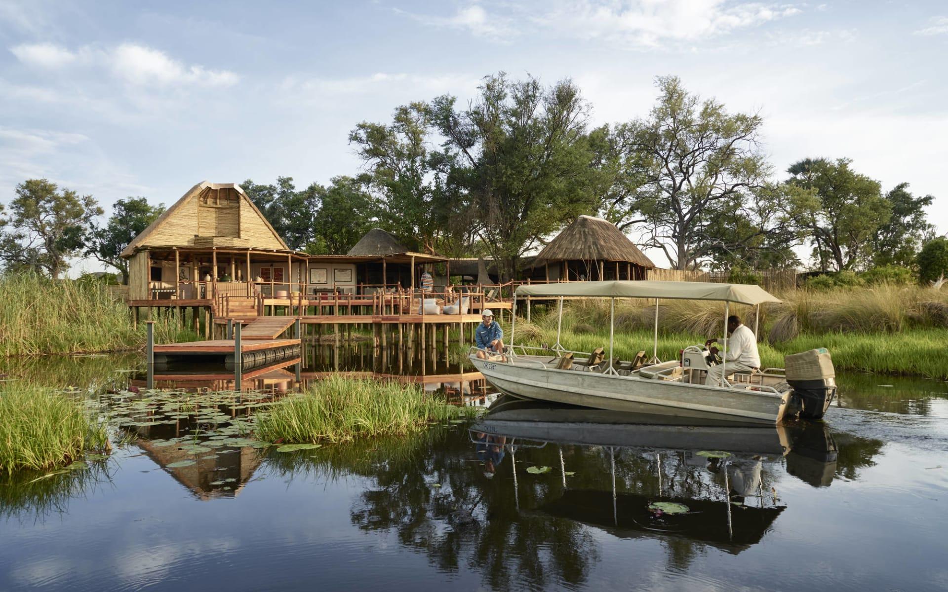 Sanctuary Baines' Camp in Okavango Delta: SR002284