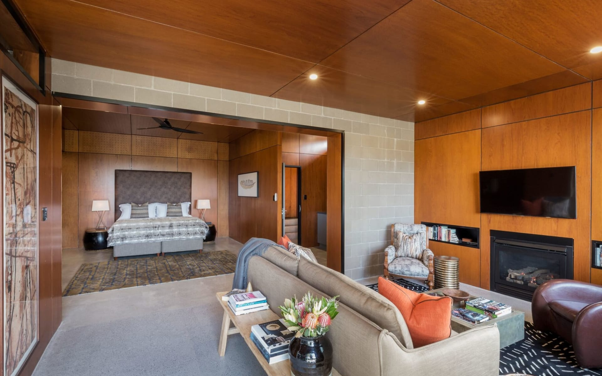 Spicers Sangoma Retreat in Blue Mountains: Lodge Suite