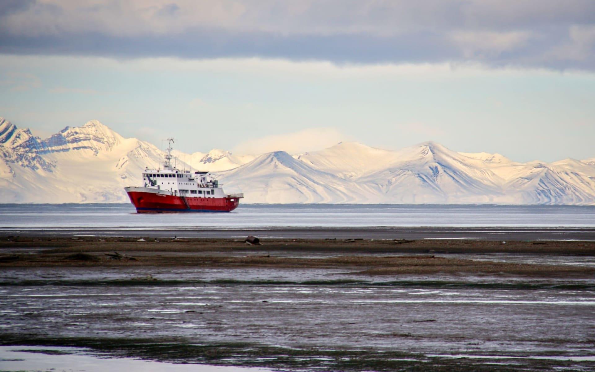Funken Lodge in Longyearbyen: Longyearbyen3
