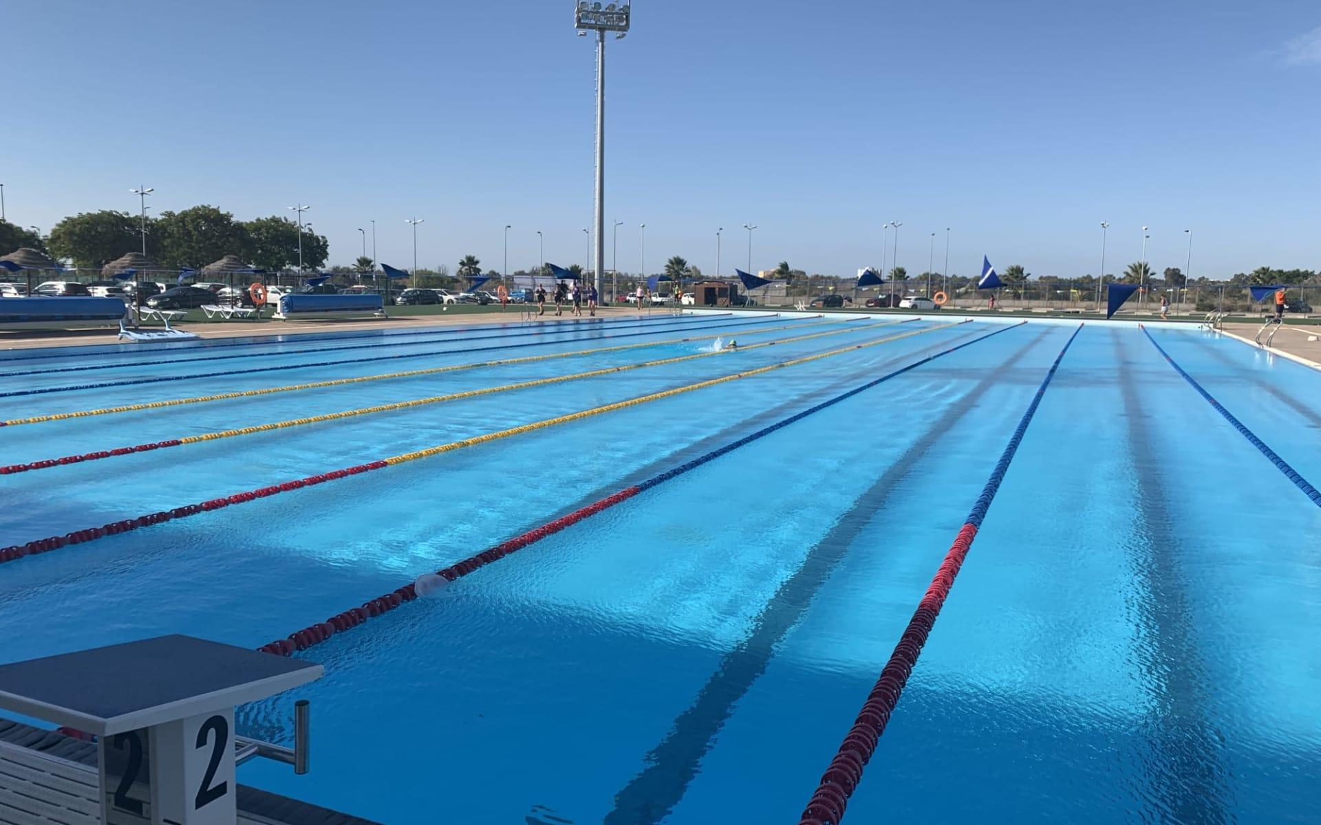 Malaga - Sport Residence Malaga: Malaga Schwimmanlage 3