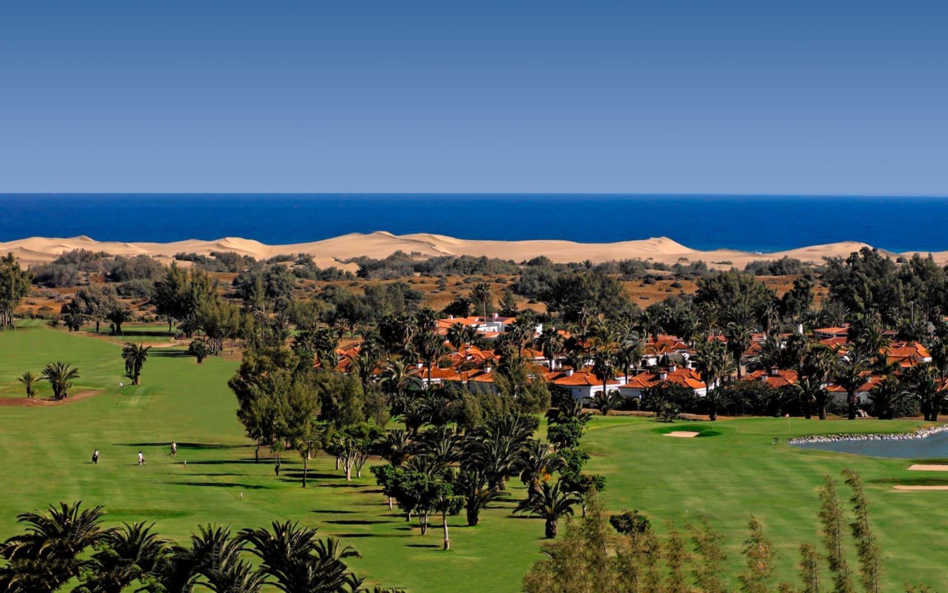 Maspalomas - Eo Maspalomas Aparthotel ab Gran Canaria: maspalomas golf