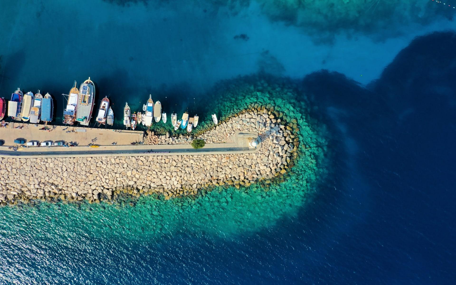 Badeferien im Ali Bey Resort ab Antalya: Meer_Türkei