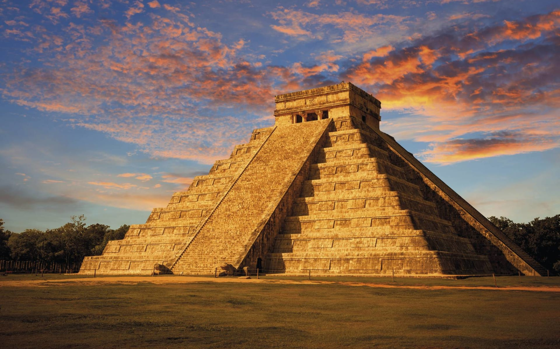 Yucatán ab Cancun: Mexiko - Yucatan - Ruinen Chichen Itza