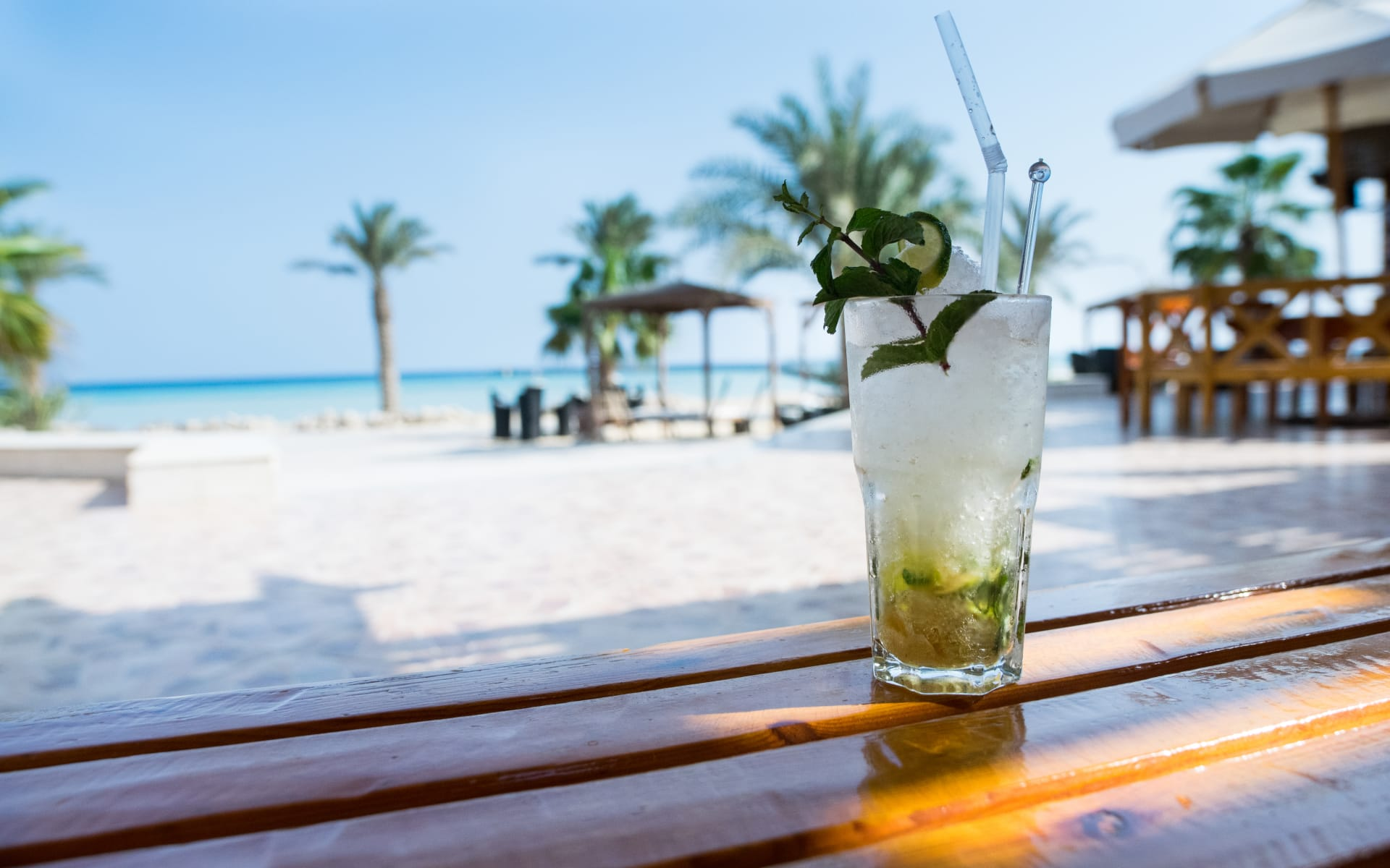 Badeferien im Sheraton Soma Bay ab Hurghada: Mojito Soma Bay, Hurghada