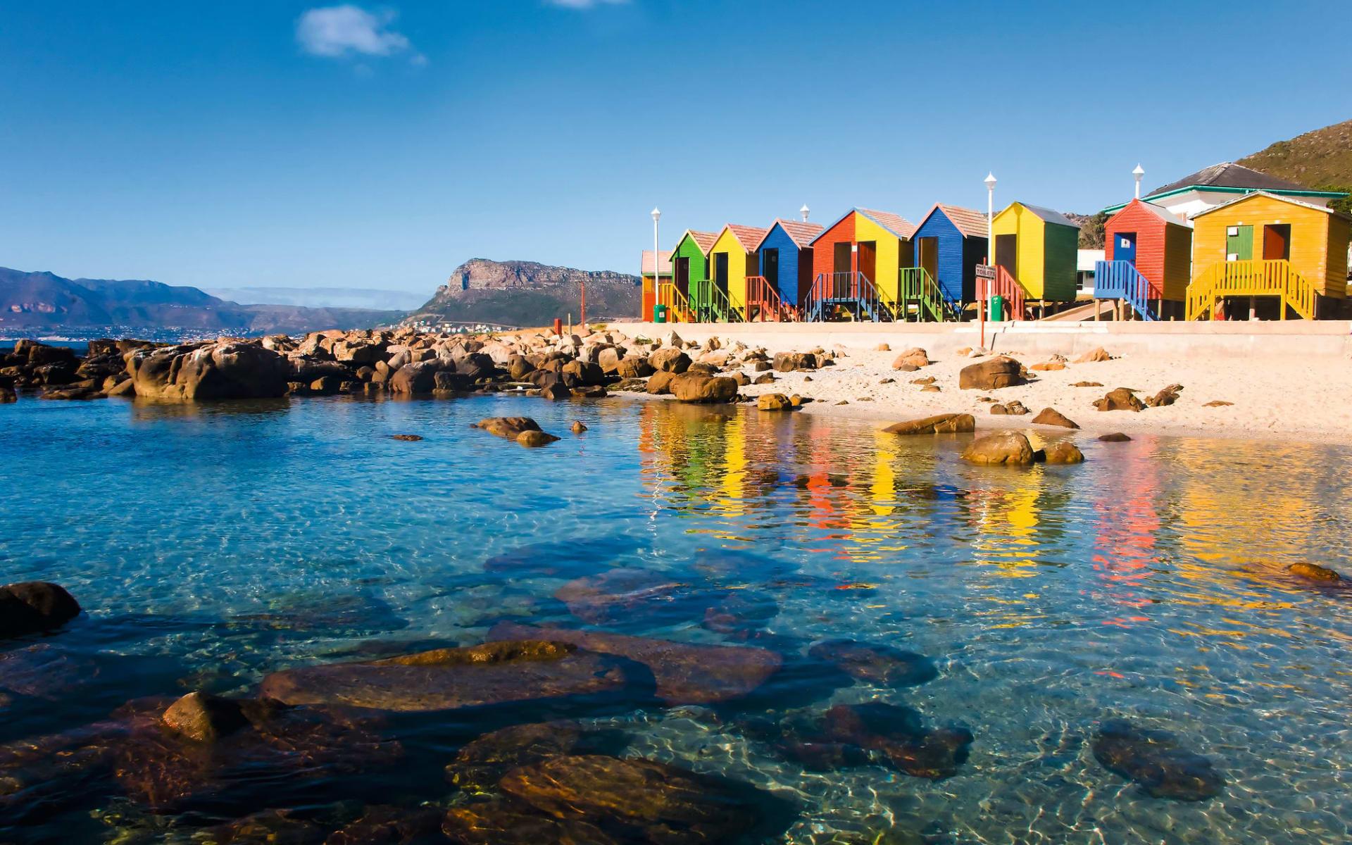 Luxury Adventure Tour Garden Route ab Port Elizabeth: natur Badehäuser c