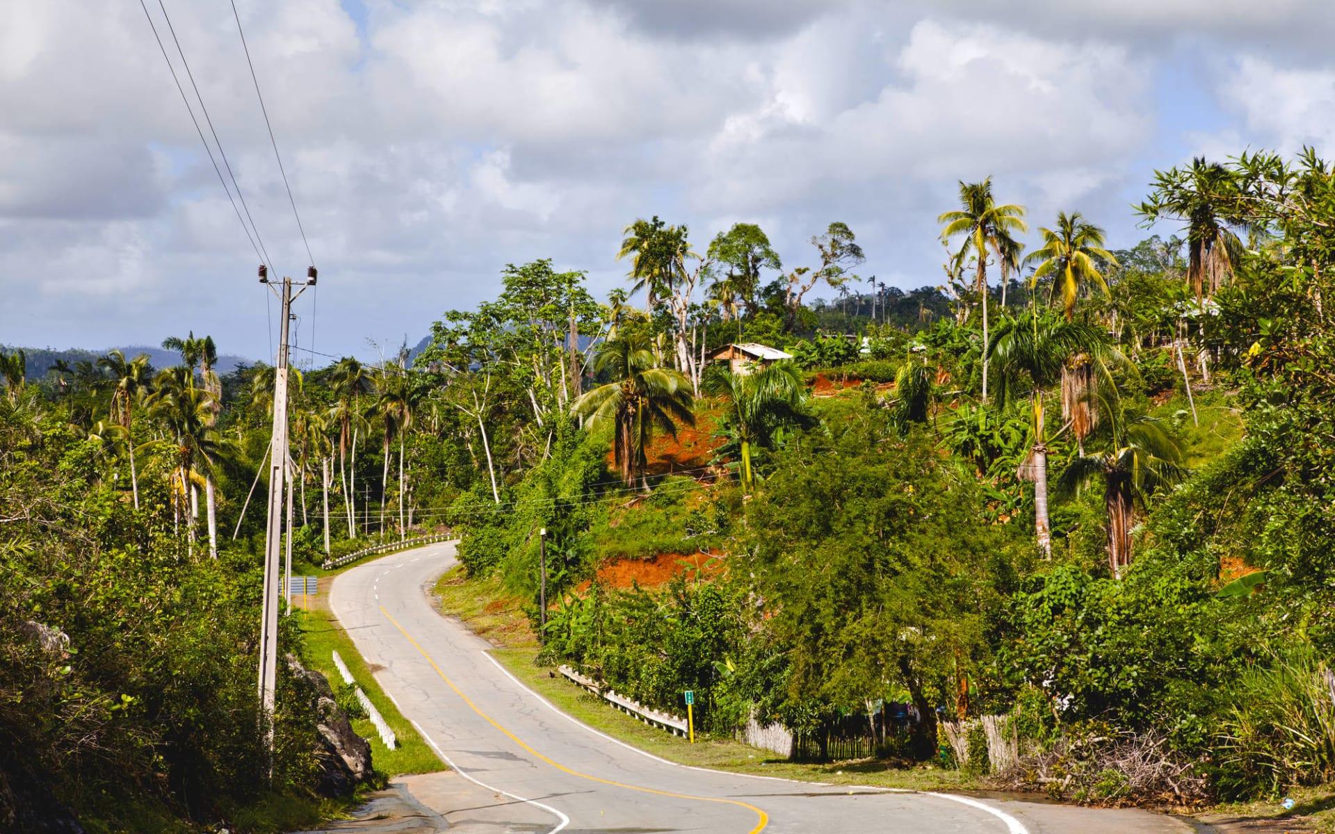 Cuba Explorer ab Havanna: Natur Baracoa - Strasse Region Baracoa - c