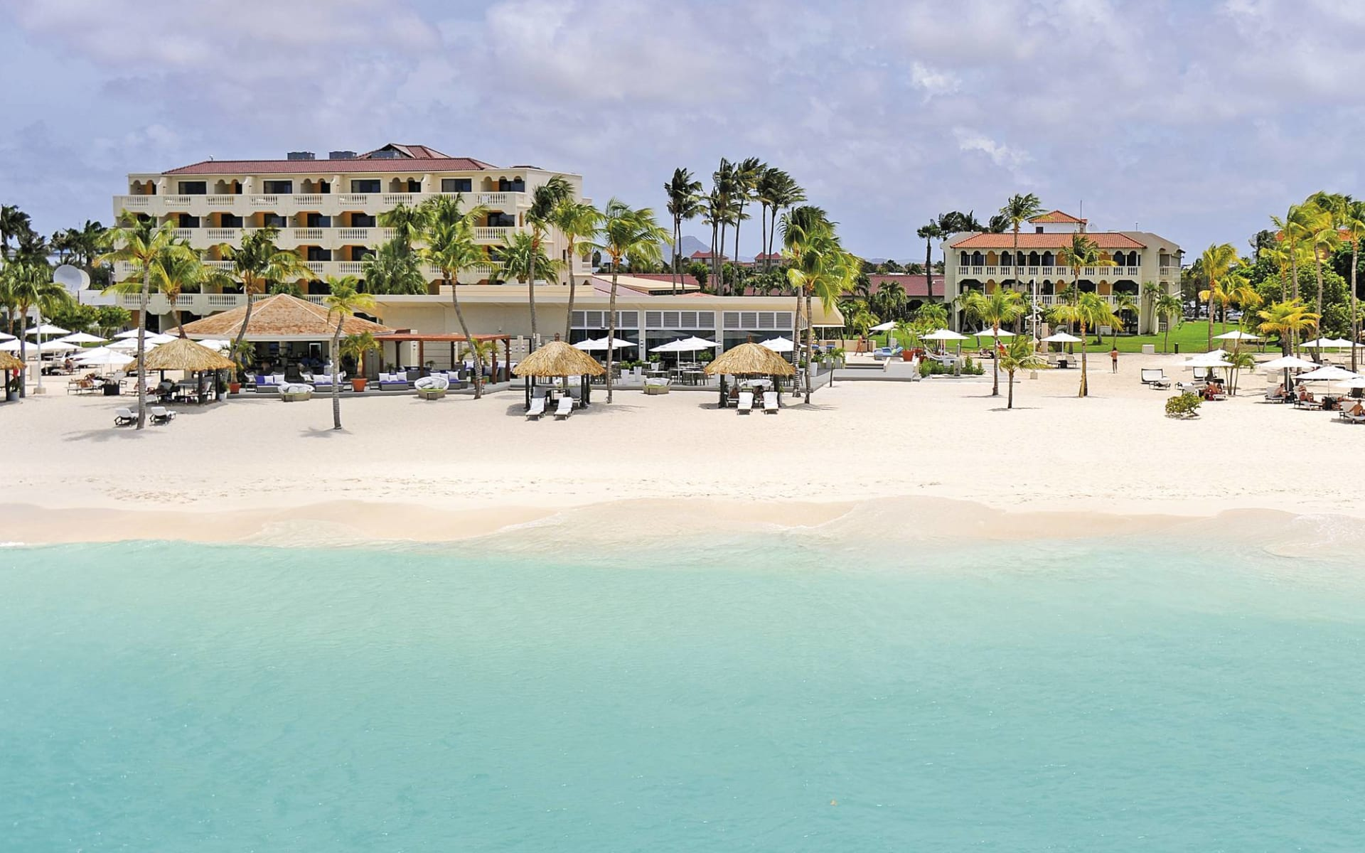 Bucuti & Tara Beach Resort in Aruba: natur bucuti and tara beach resorts strand meer
