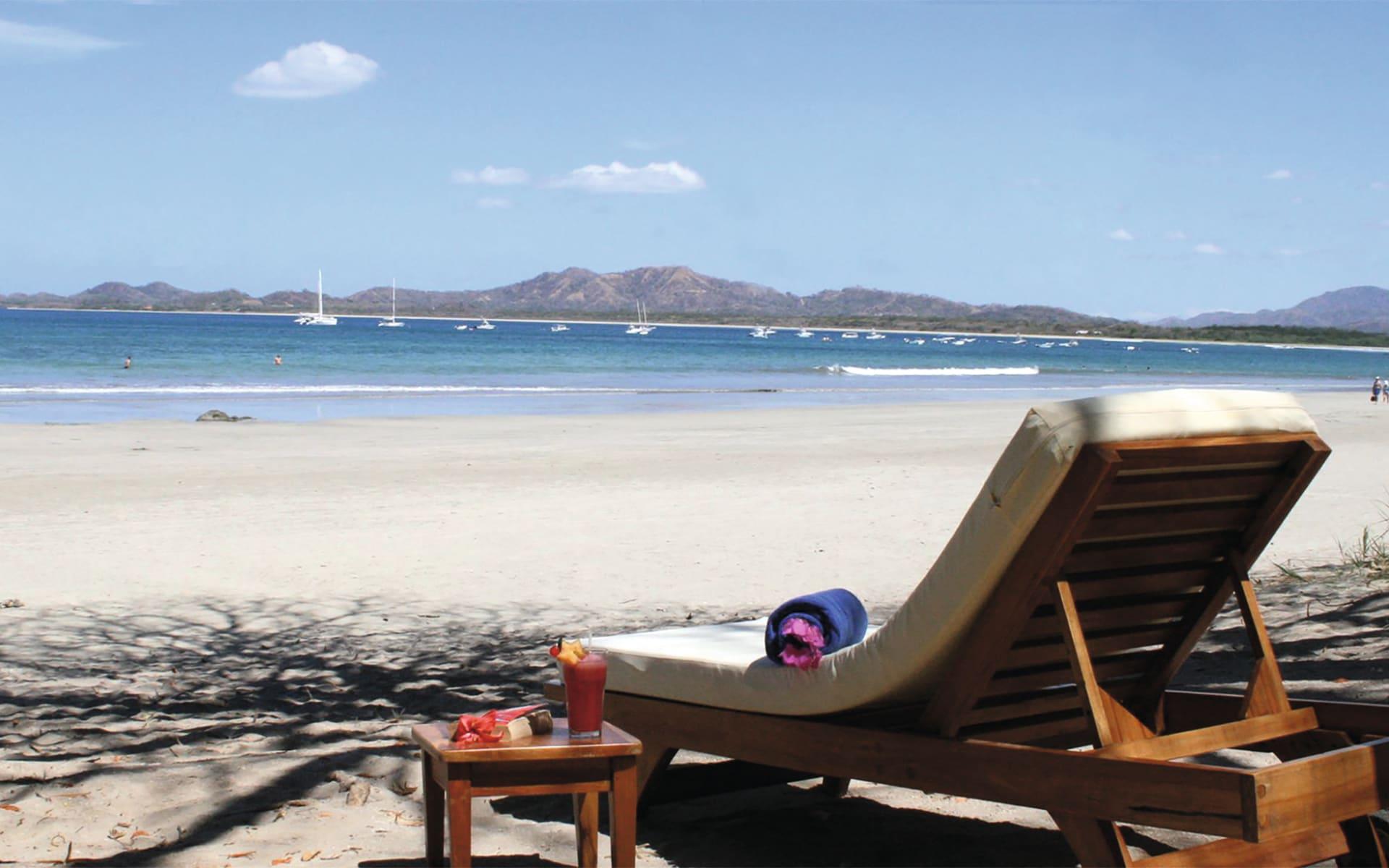 Capitan Suizo in Playa Tamarindo: natur capitan suizo strand liege