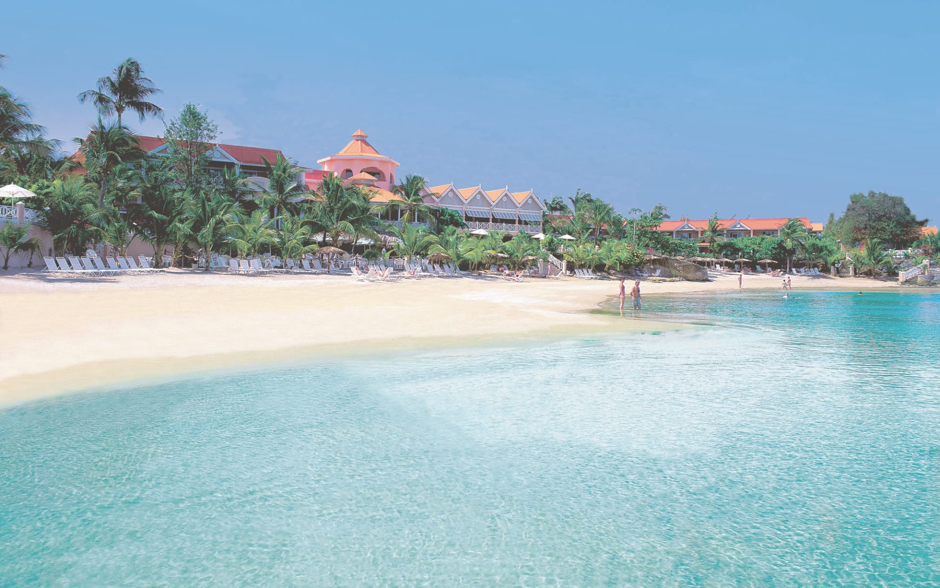 Coco Reef Resort in Coconut Bay: natur coco reef resort strand meer