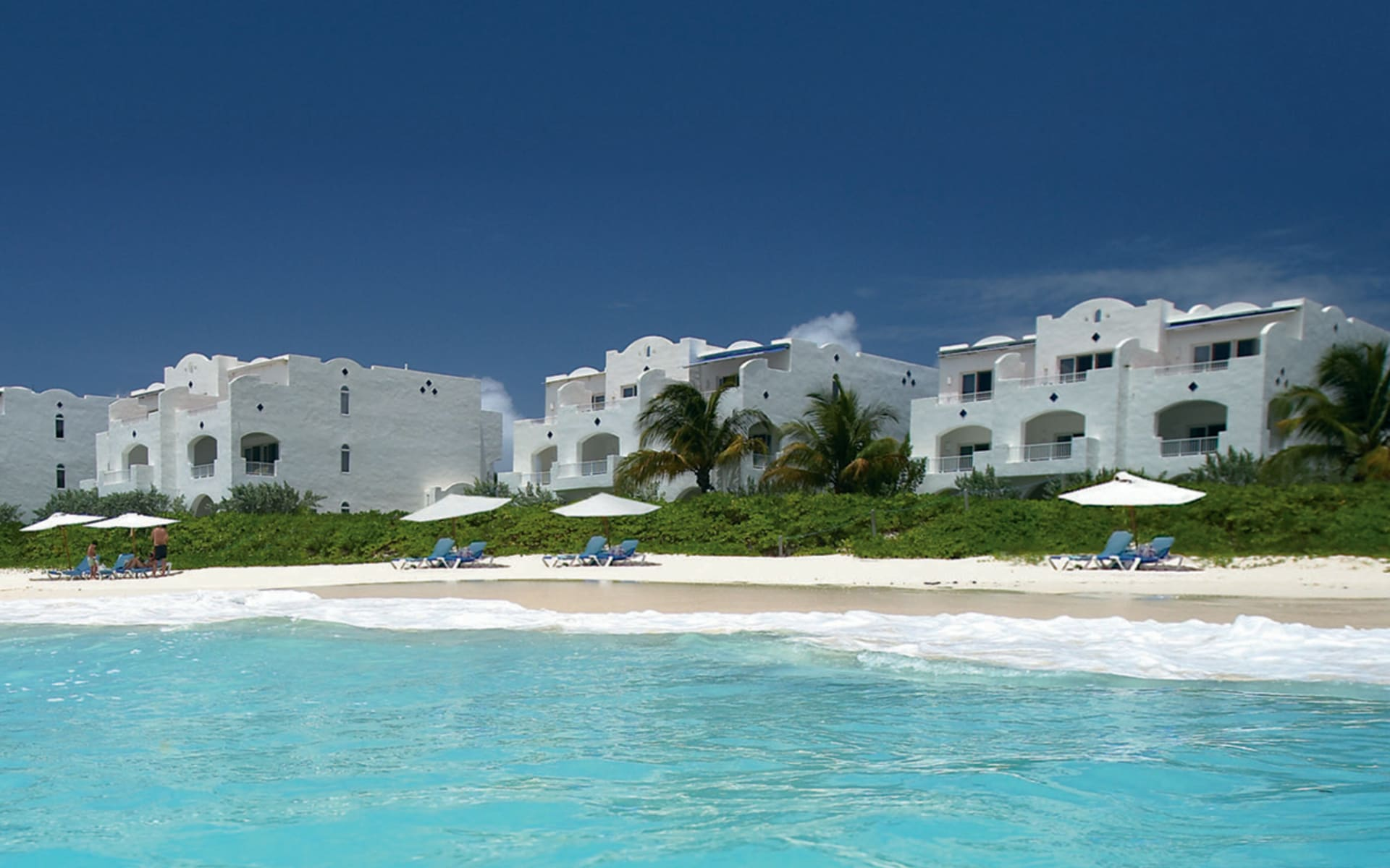 CuisinArt Resort & Spa in Rendezvous Bay: natur cuisinart resort and spa hotel meer strand