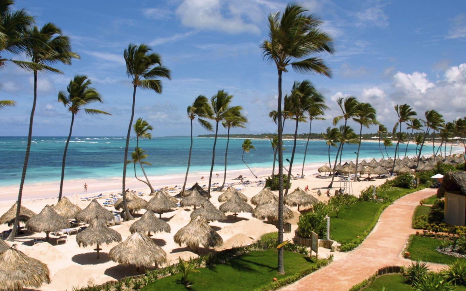 VIK Hotel Cayena Beach in Punta Cana: natur vik hotel cayena beach strand