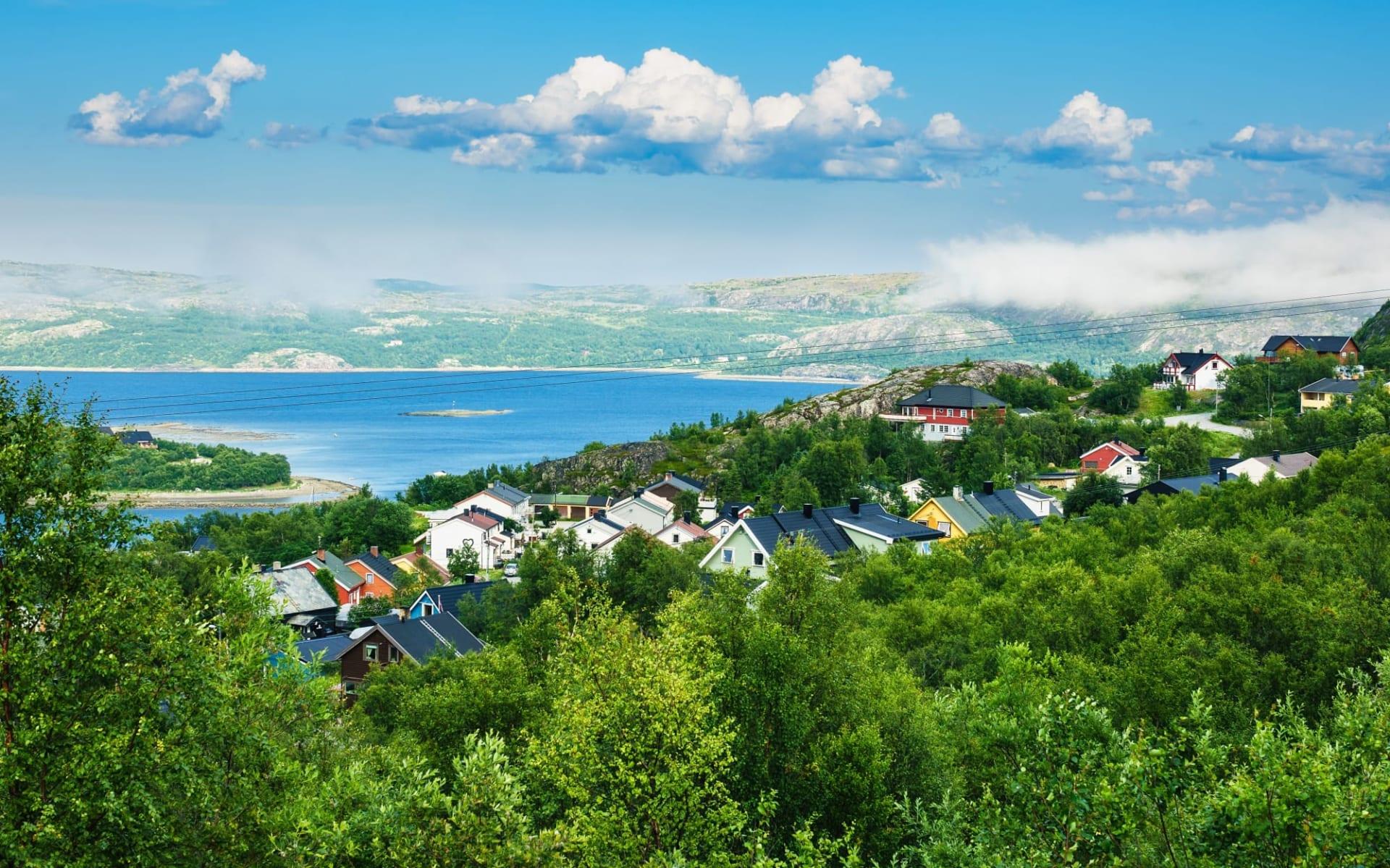 Scandic Kirkenes: Norwegen Kirkenes Aussicht Bucht